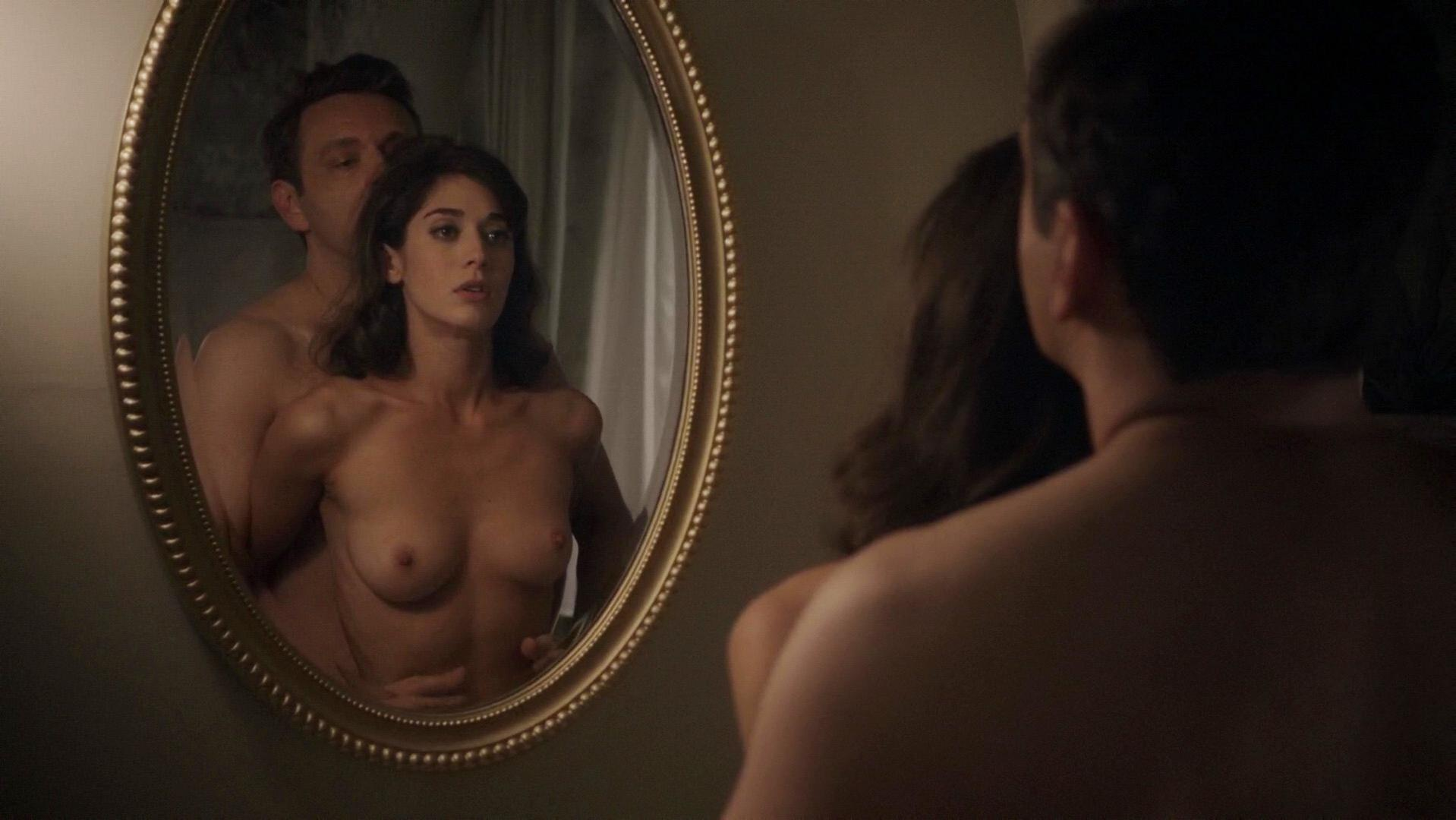 Lizzy Caplan nude - Masters of Sex s02e12 (2014)
