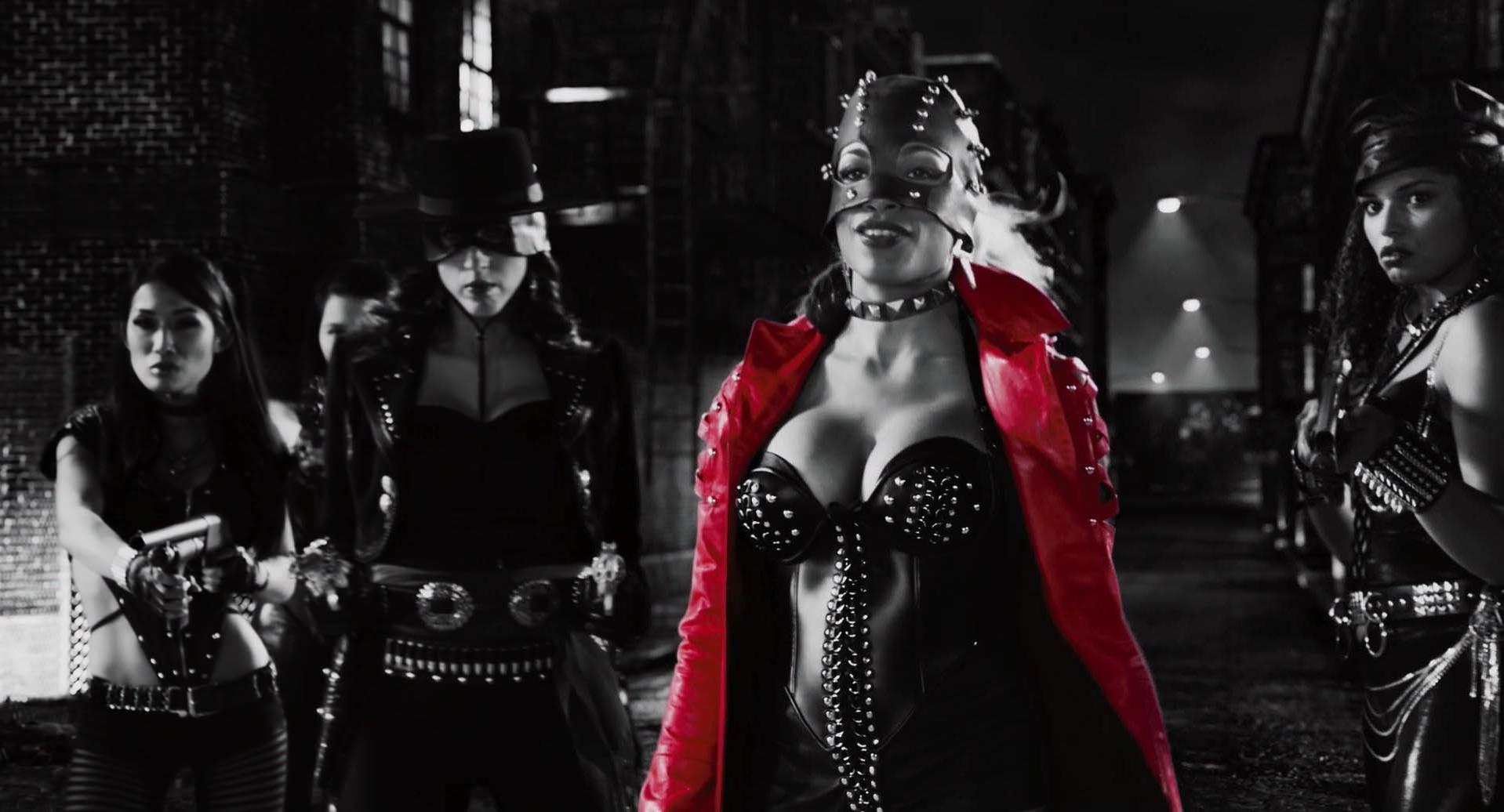 Rosario Dawson sexy - Sin City: A Dame to Kill For (2014)