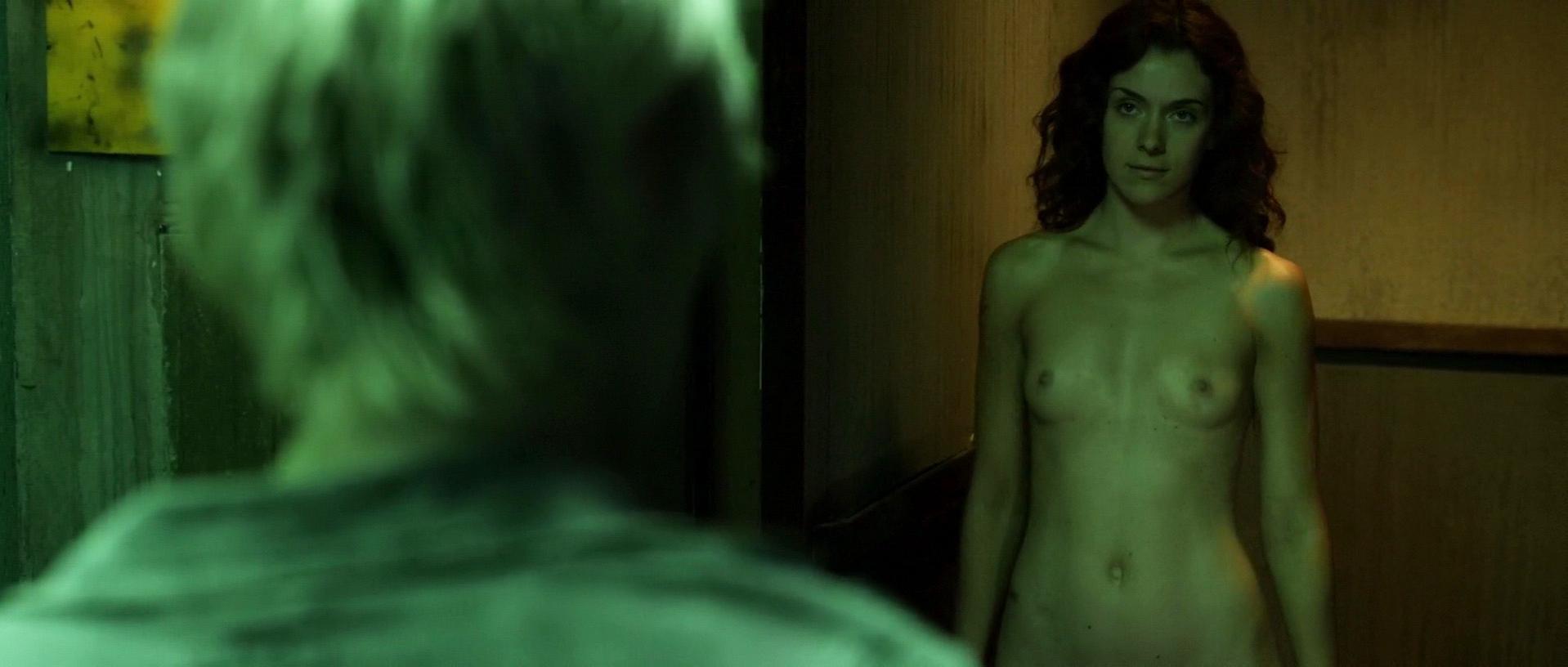 Ashlynn Yennie nude - The Scribbler (2014)