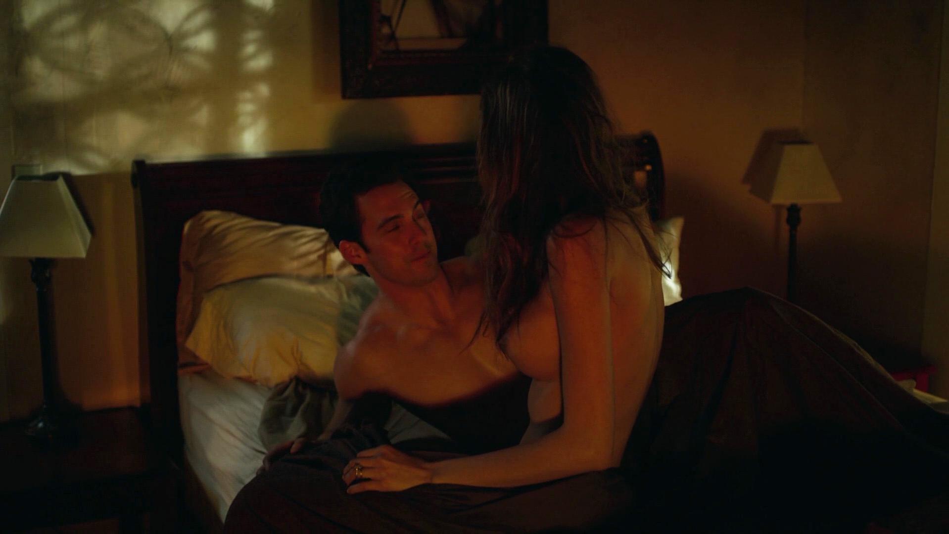 Rebecca Da Costa nude, Brianne Davis nude - Breaking at the Edge (2013)