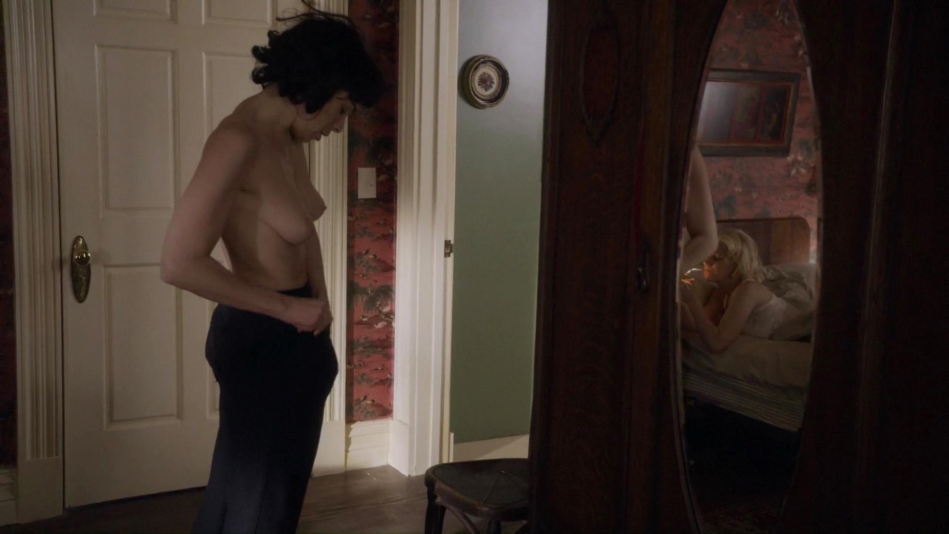 Sarah Silverman nude, Annaleigh Ashford sexy - Masters of Sex s02e06 (2014)