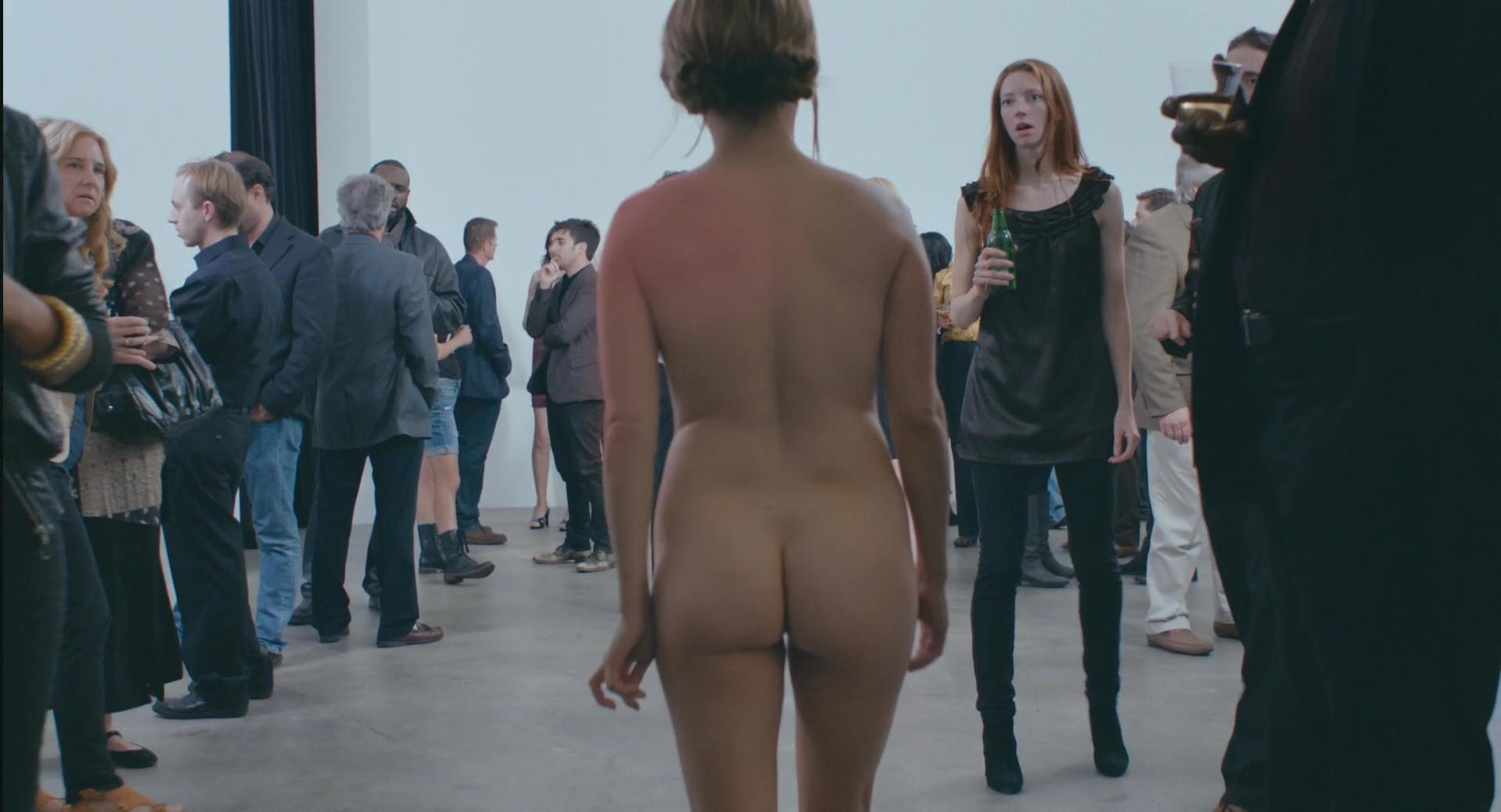 Jennifer Jason Leigh nude - The Moment (2013)
