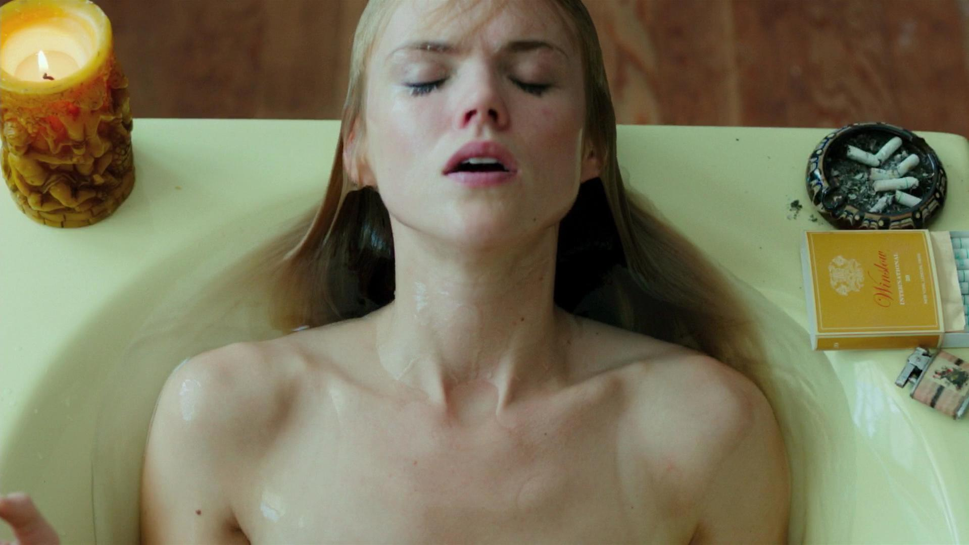 Erin Richards sexy - The Quiet Ones (2014)
