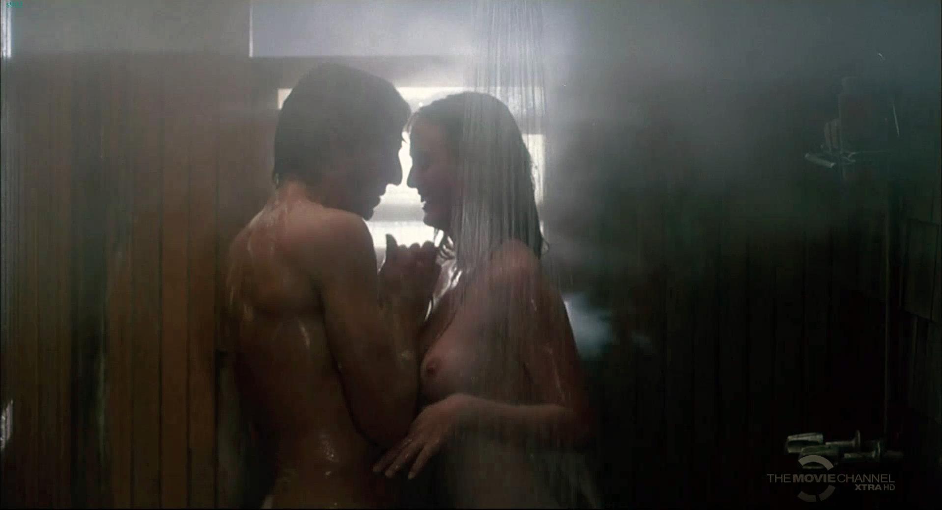 Virginia Madsen nude - Creator (1985)