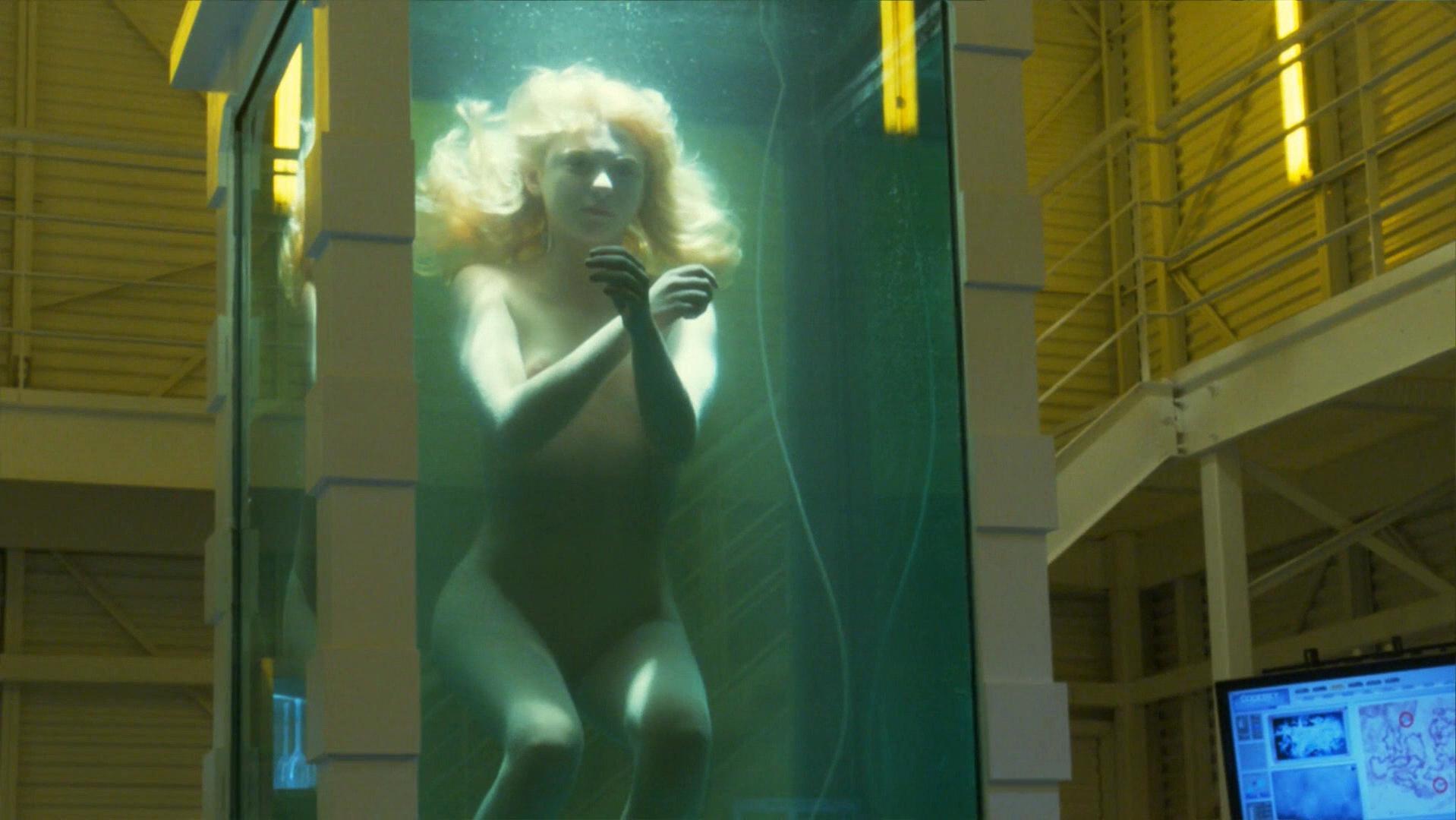 Alexandra Gordon nude - Hemlock Grove s02 (2014)
