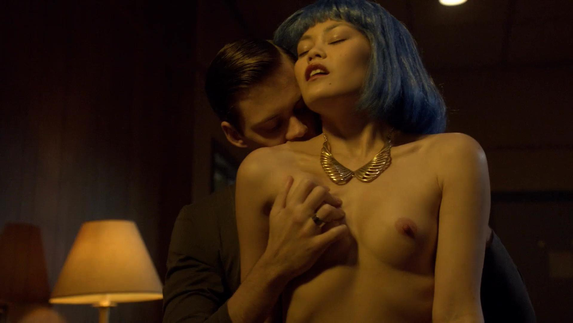 Loretta Yu nude - Hemlock Grove s02e02 (2014)