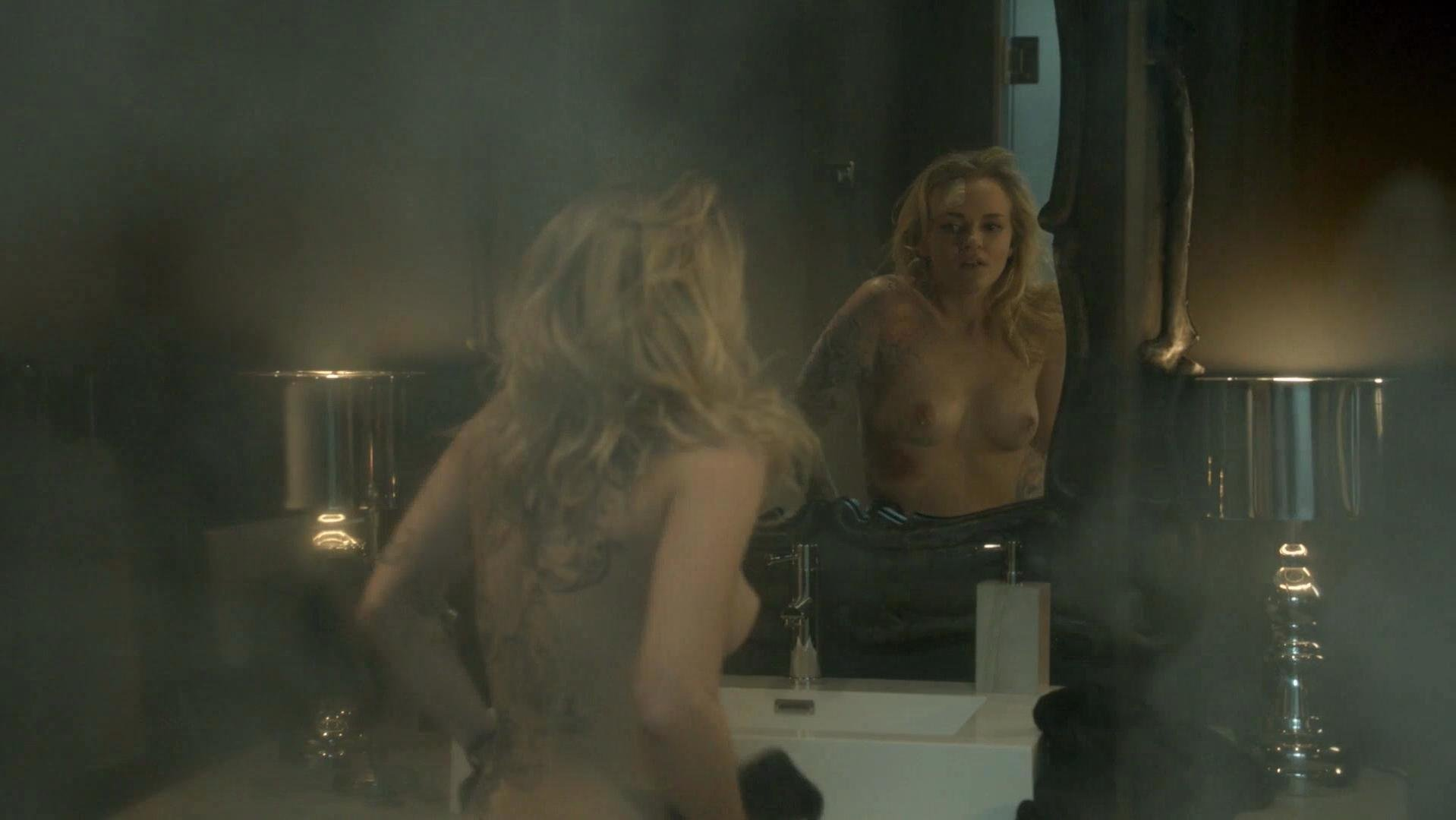 Madeline Brewer nude - Hemlock Grove s02e02-03 (2014)