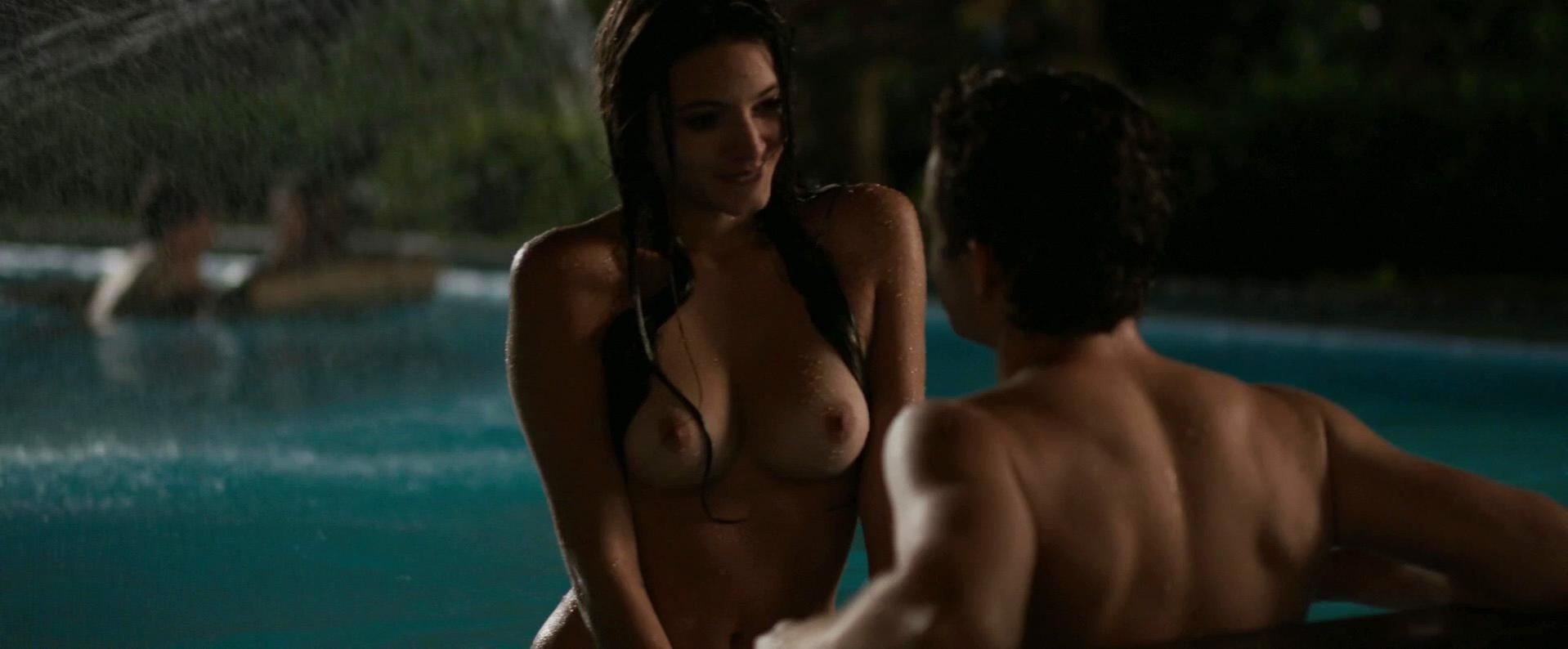 Carla Quevedo nude - Affluenza (2014)