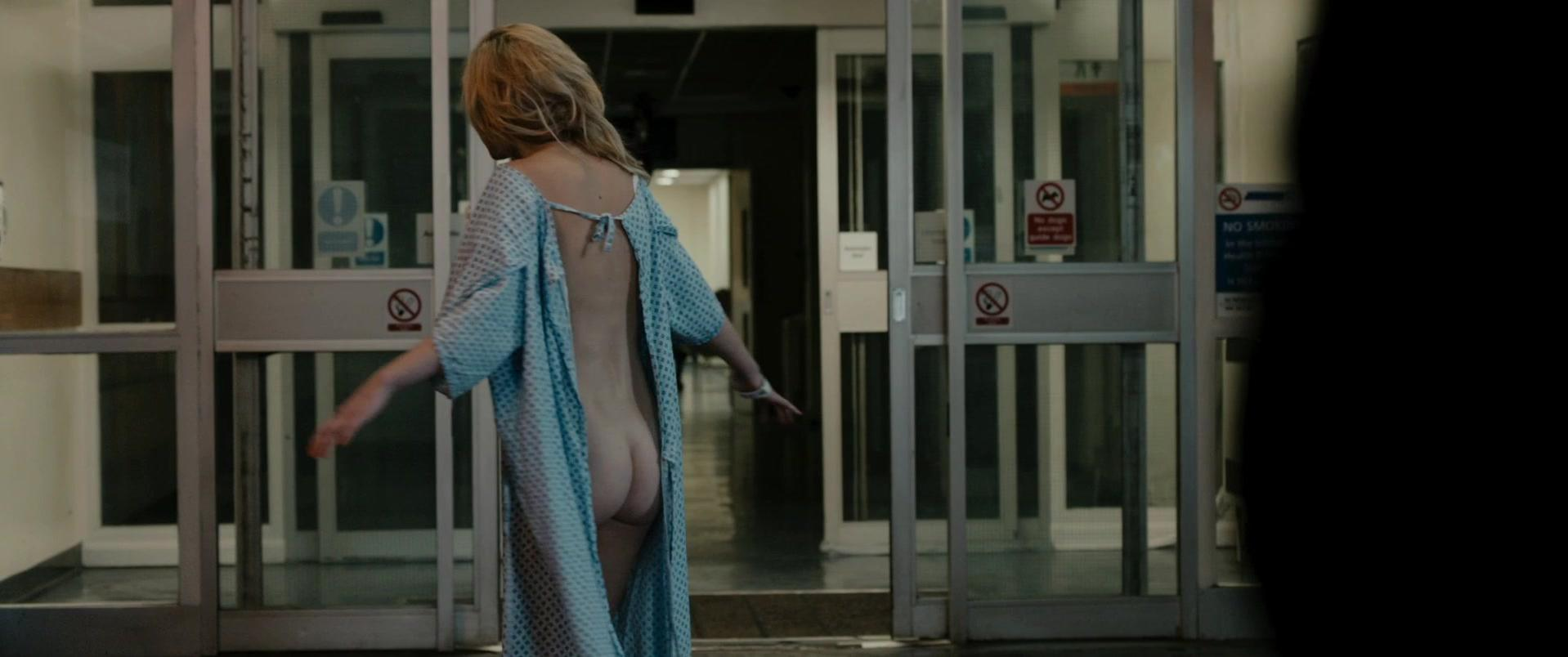 Imogen Poots nude - A Long Way Down (2014)
