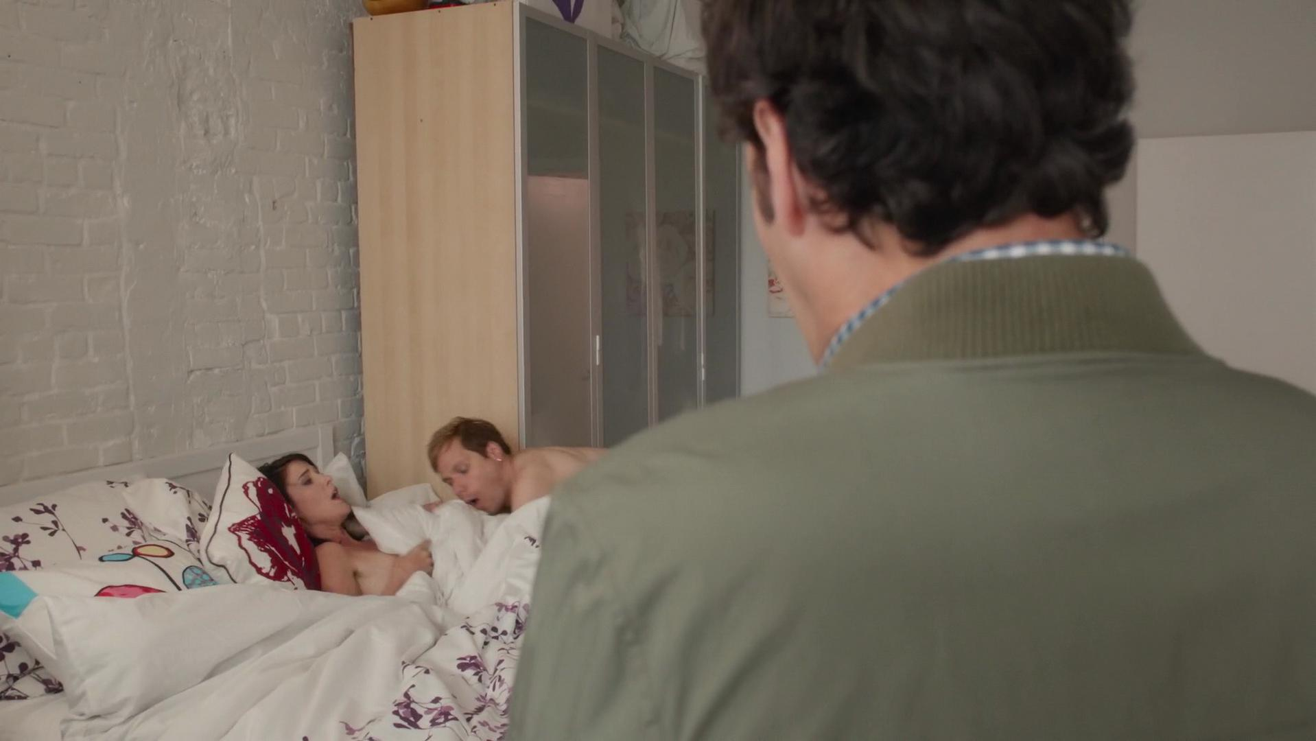 Cobie Smulders nude - They Came Together (2014)