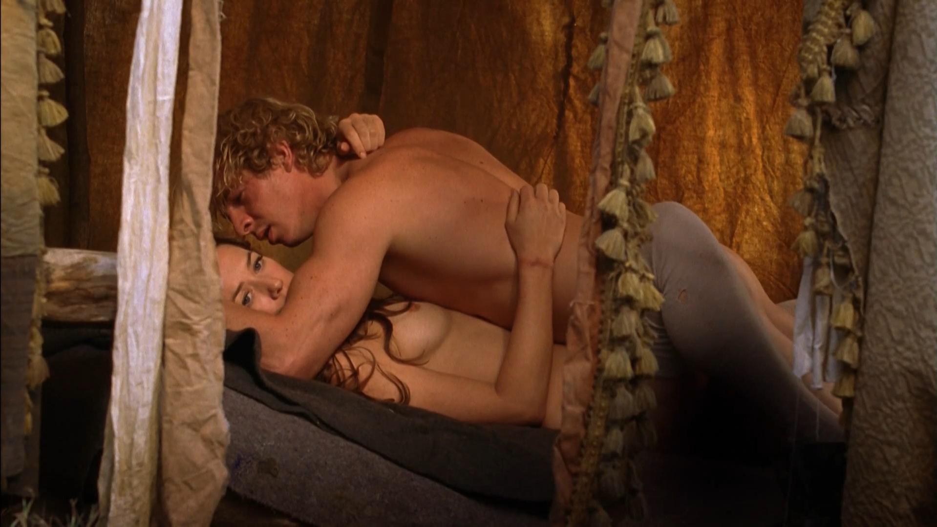 Alexandra Neldel nude - Die Wanderhure (2010)