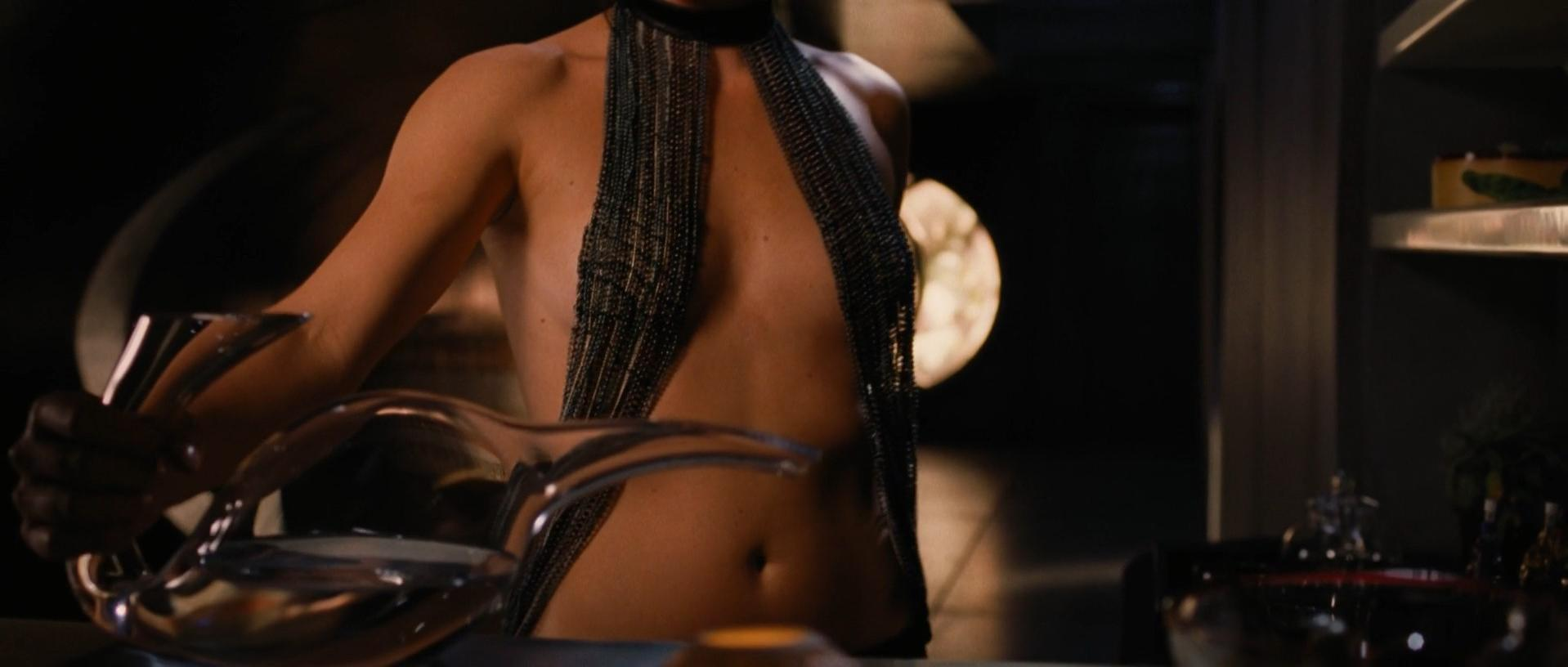 Charlize Theron nude - Æon Flux (2005)