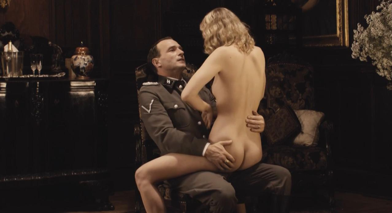 Tereza Srbova nude - Eichmann (2007)