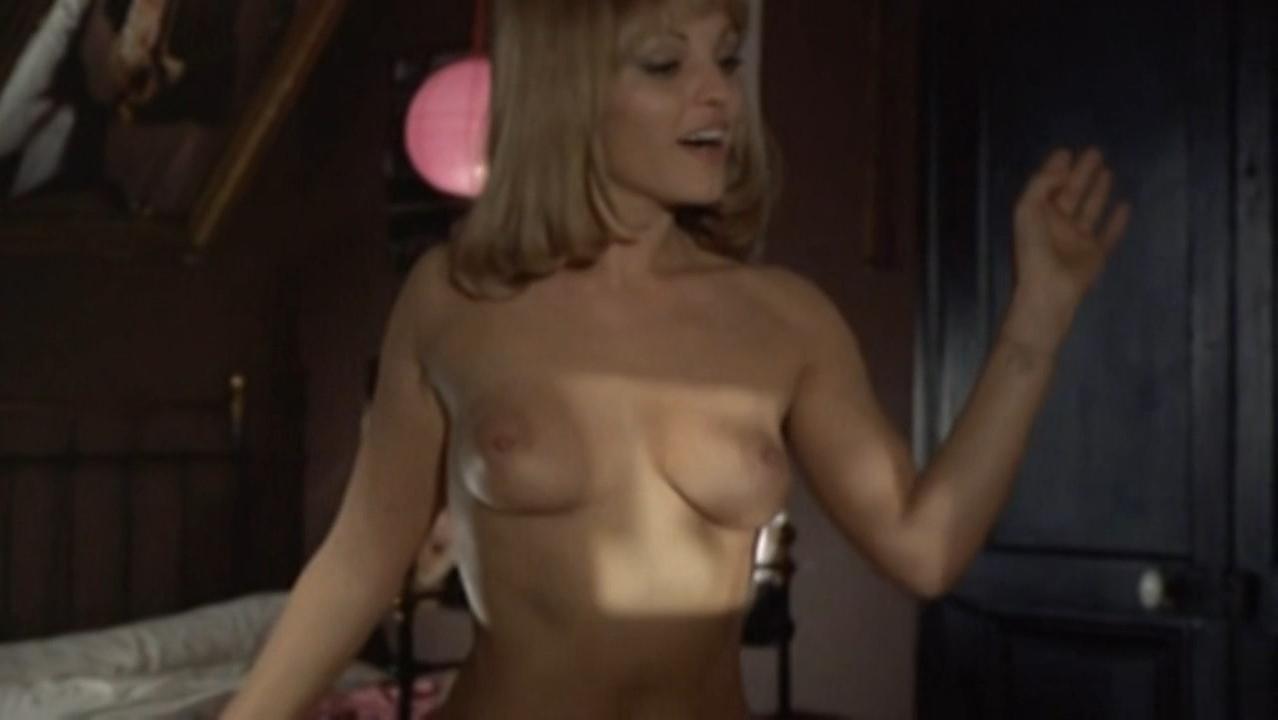 Catherine Rouvel nude - La rupture (1970)
