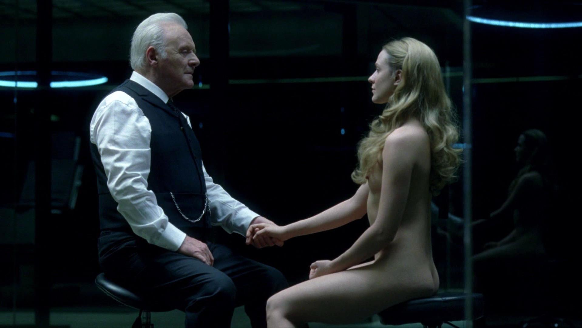Evan Rachel Wood nude - Westworld s01e05 (2016)