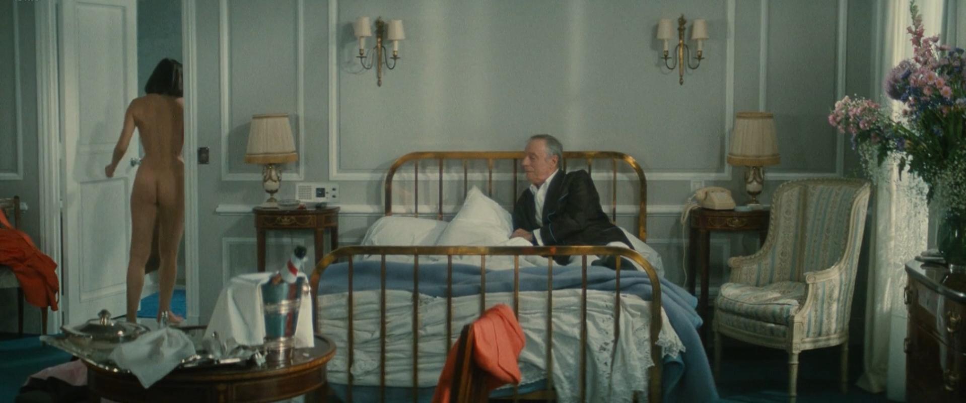 Mathilda May nude - Trois Places Pour Le 26 (1988)