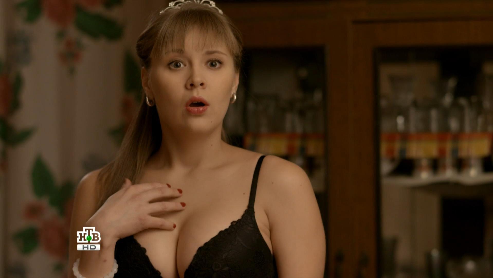 Viktoriya Romanenko sexy - Pensilvanija s01e12-13 (2016)