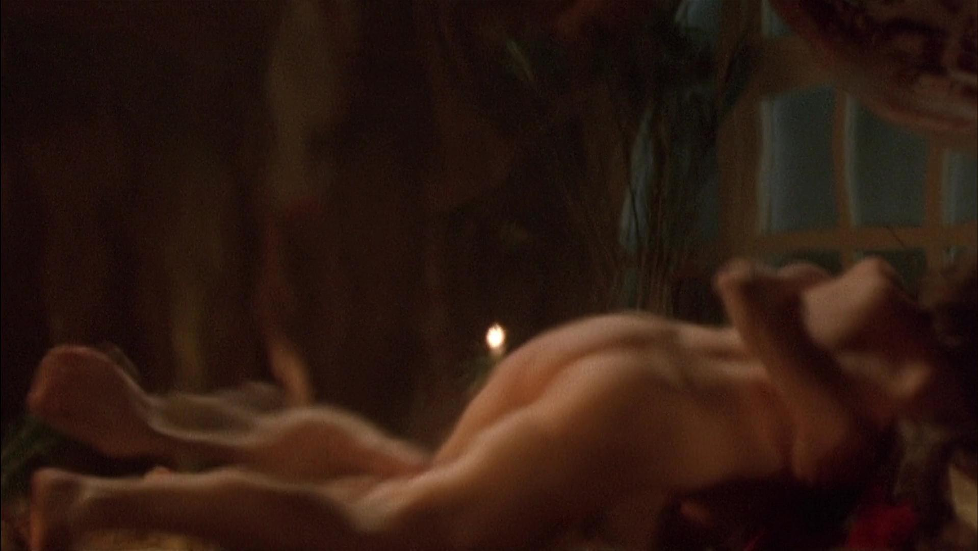 Toni Collette nude - Velvet Goldmine (1998)