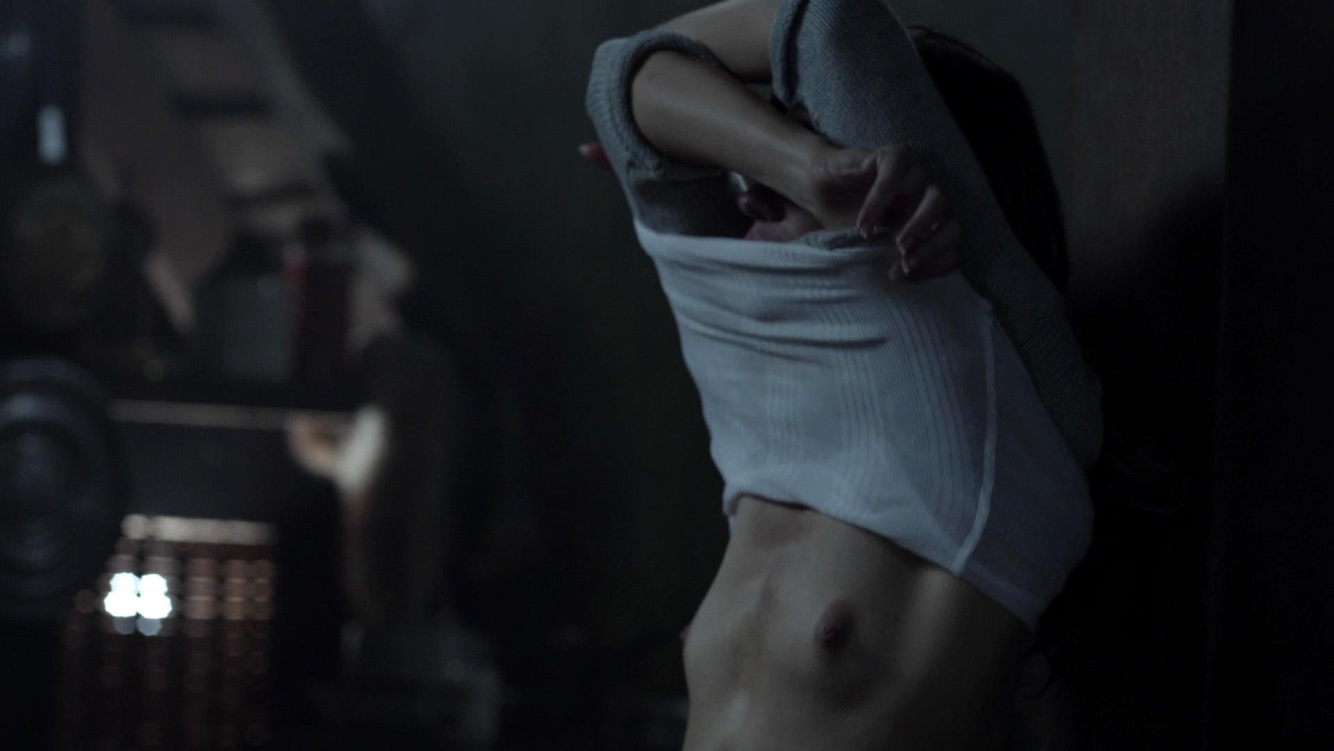 Ivana Milicevic nude - Banshee s01e07 (2013)