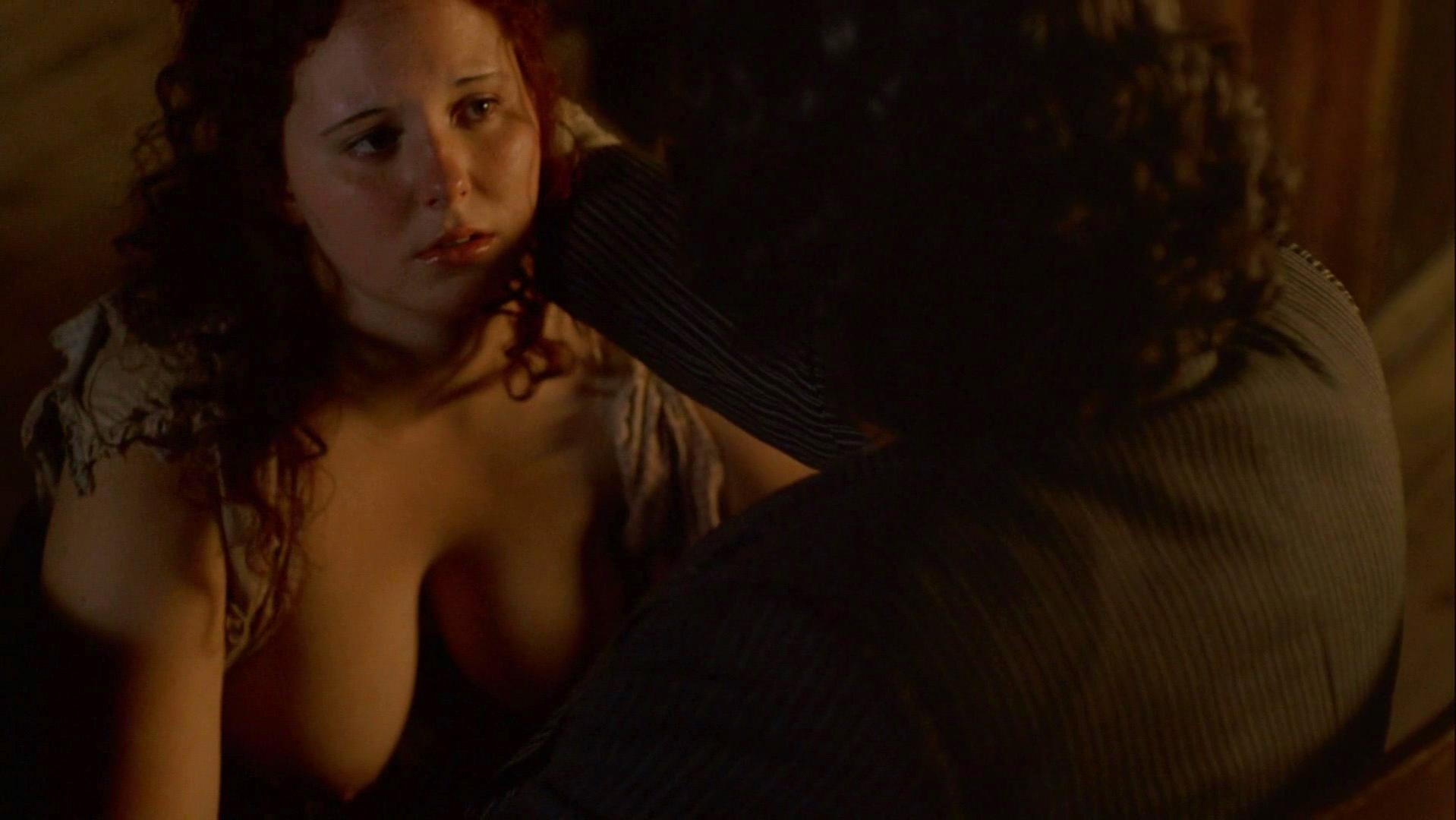 Ashleigh Kizer nude - Deadwood s02e11 (2005)