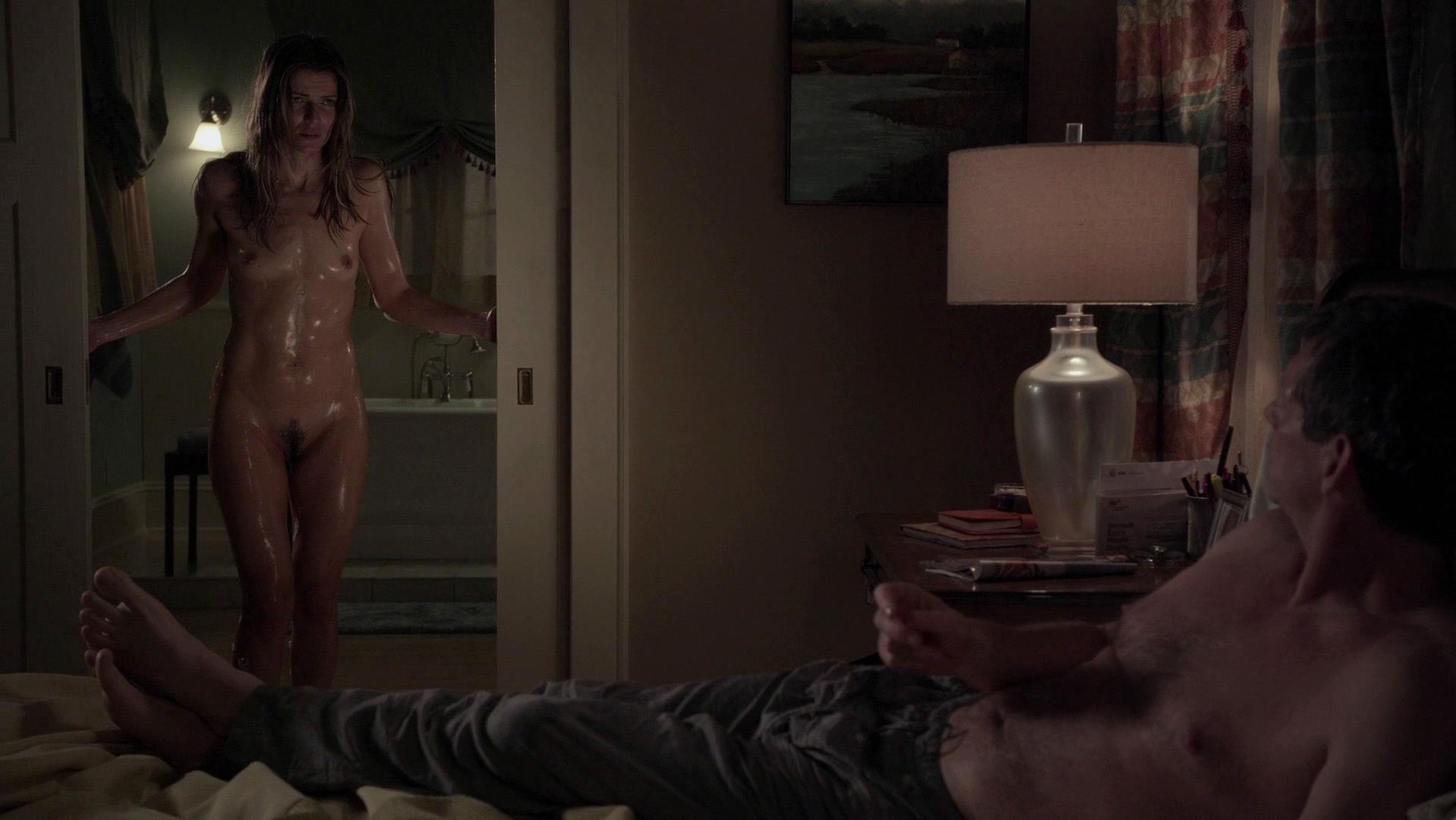 Ivana Milicevic nude - Banshee s01e04 (2013)