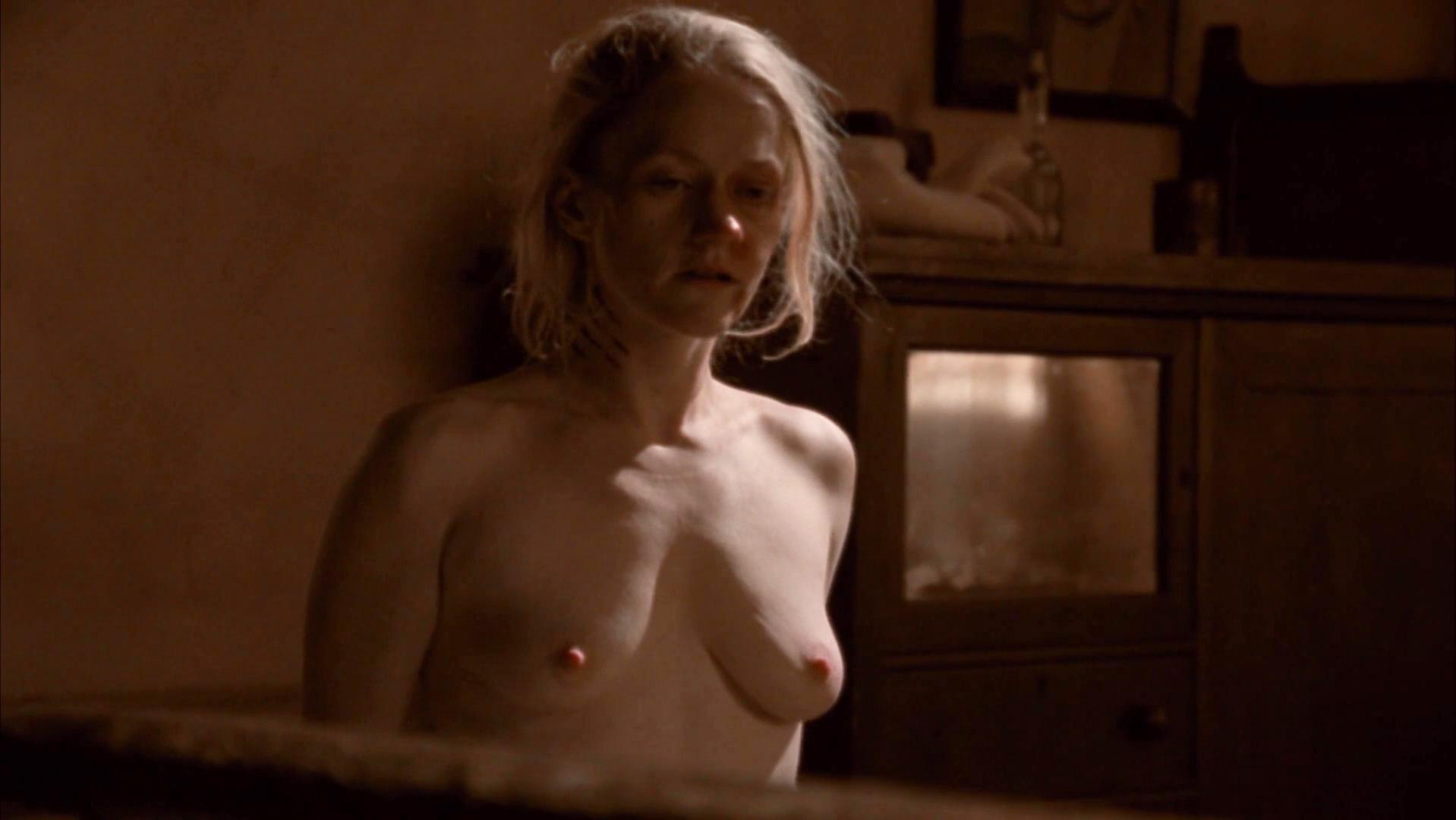 Paula Malcomson nude - Deadwood season 1 (2004)