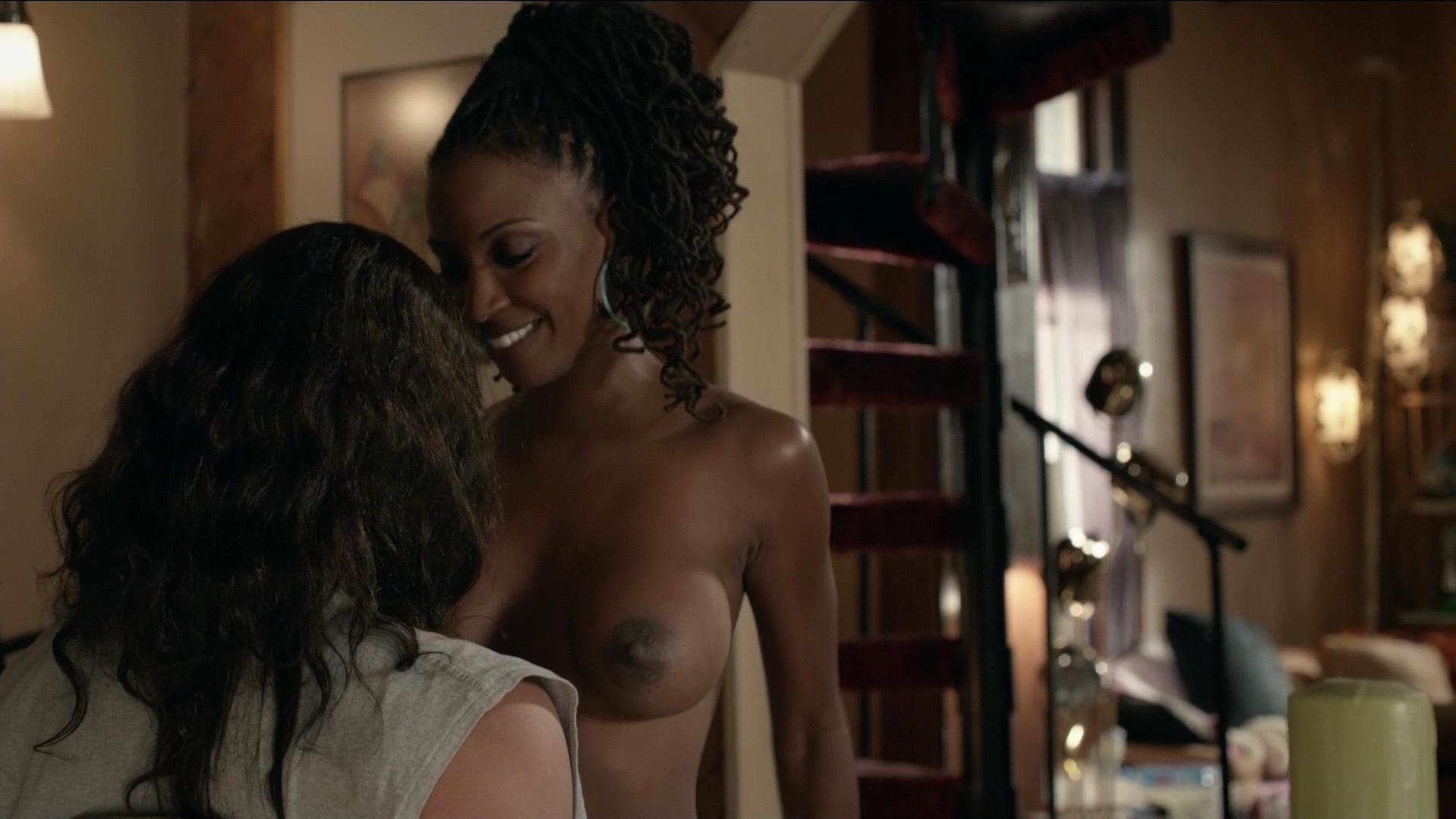 Nude Video Celebs  Shanola Hampton Nude - Shameless -3688