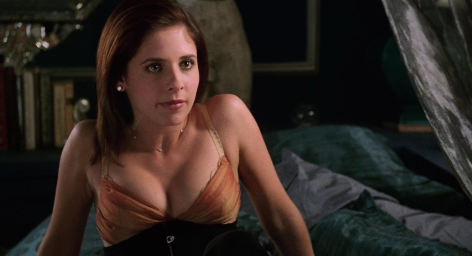 Sarah Michelle Gellar sexy - Cruel Intentions (1999)