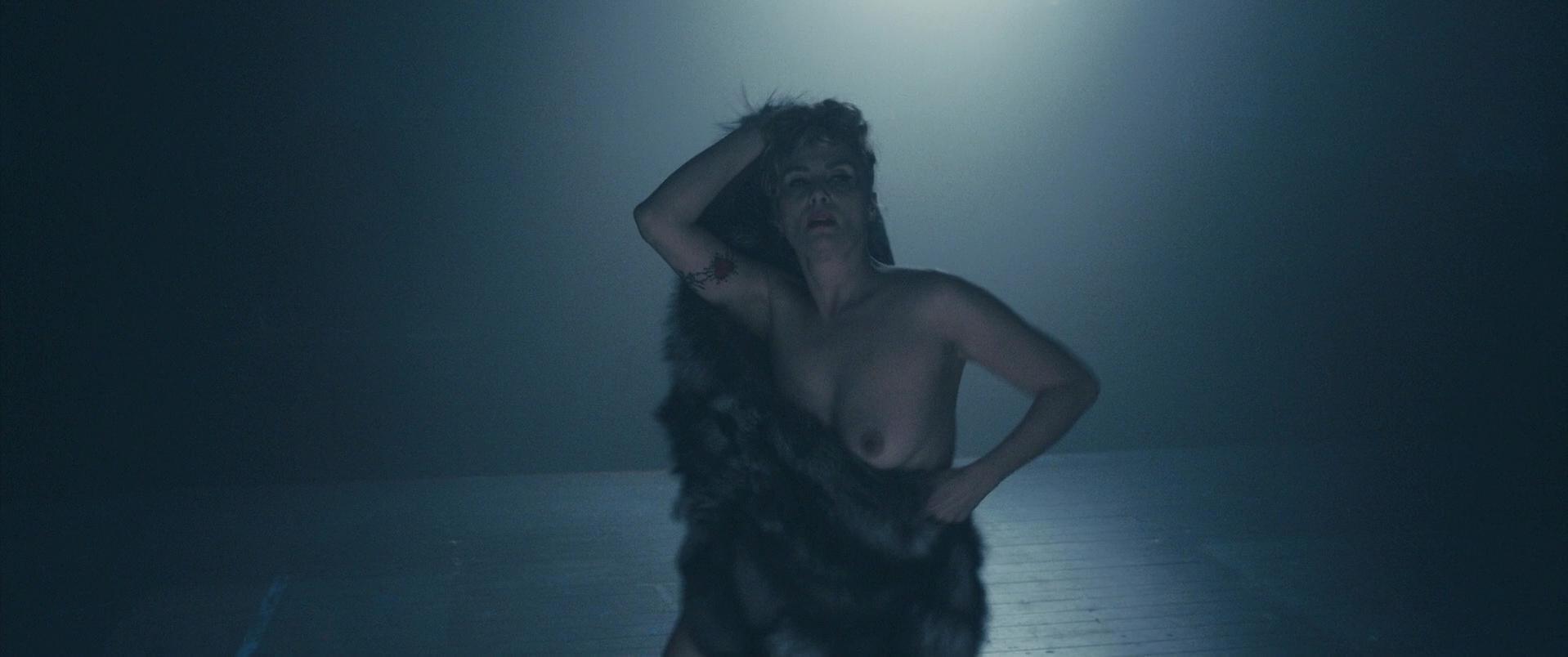 Emmanuelle Seigner nude - Venus in Fur (2013)