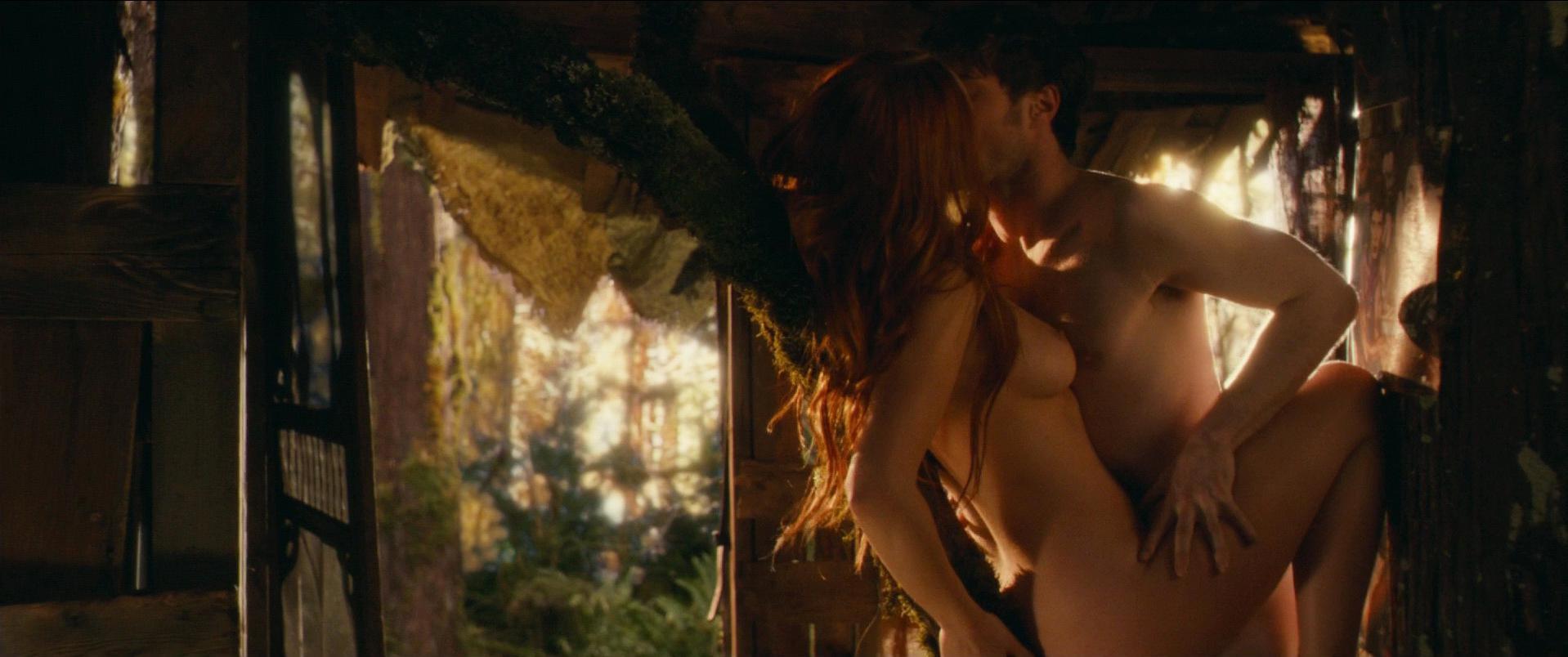Juno Temple nude, Kendra Anderson nude - Horns (2013)