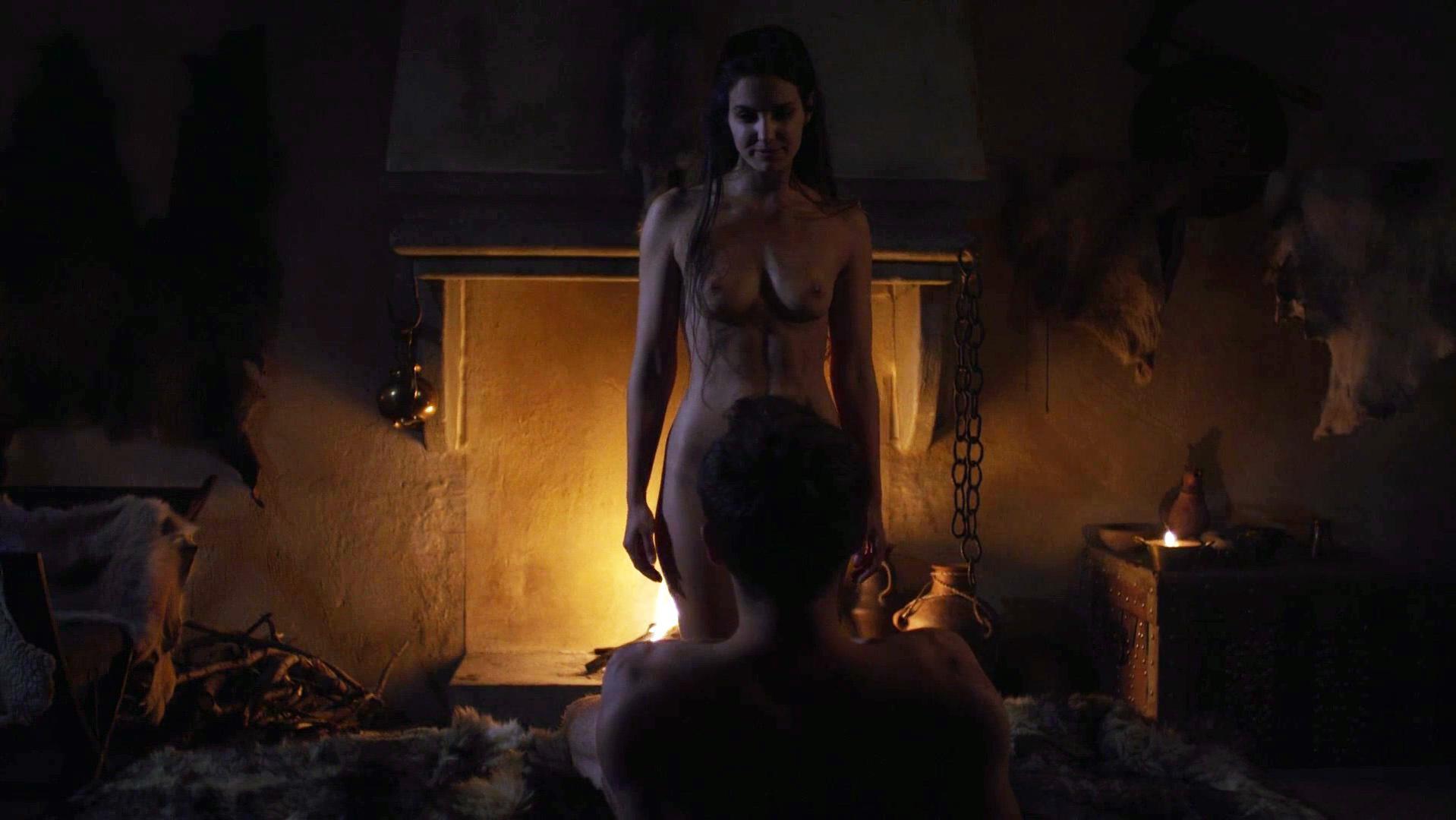 Eirini Karamanoli nude - The Lost Legion (2014)