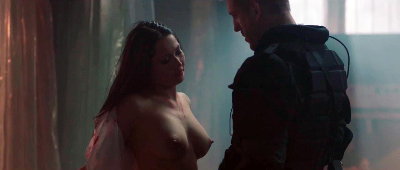 Ulyana Chan nude - Asylum (2014)