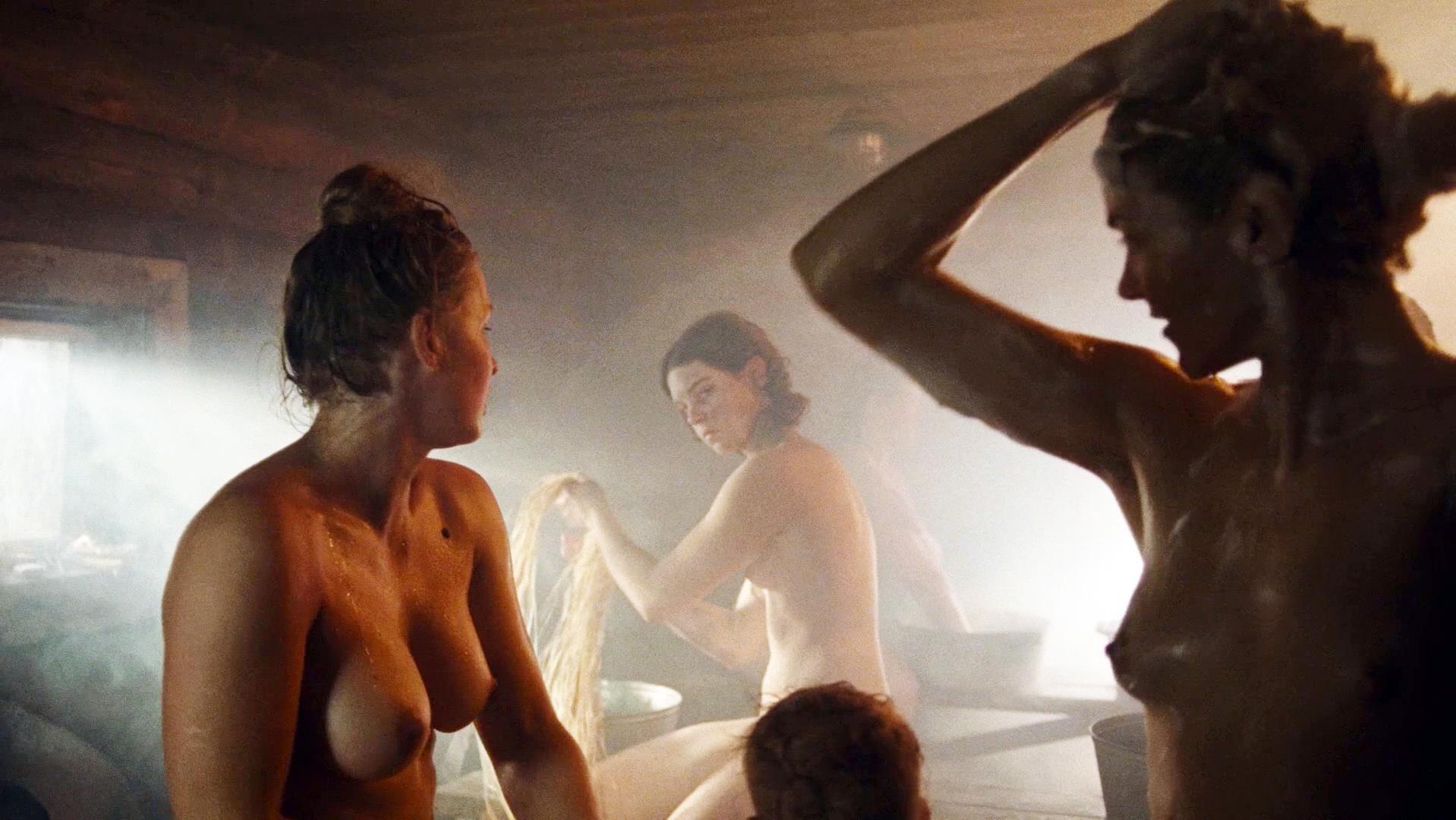 Yuliya Peresild nude, Anna Ukolova nude - Kray (2010)