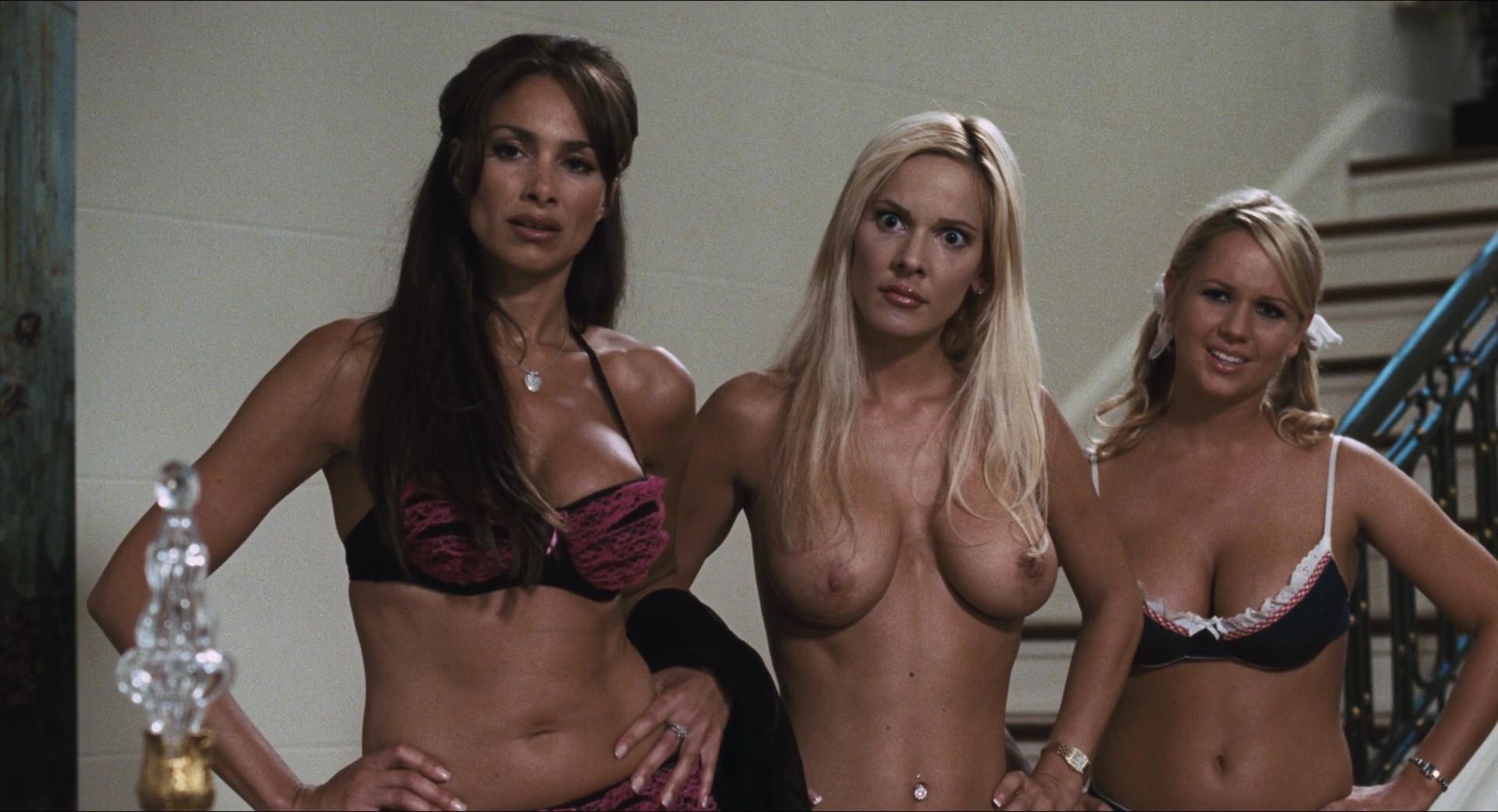Simona Fusco nude, Jennifer Walcott nude - The Pool Boys (2011)