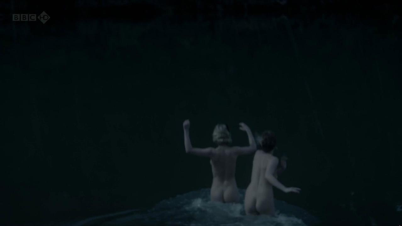 Rachael Stirling nude, Rosamund Pike nude - Women in Love part 2 (2011)