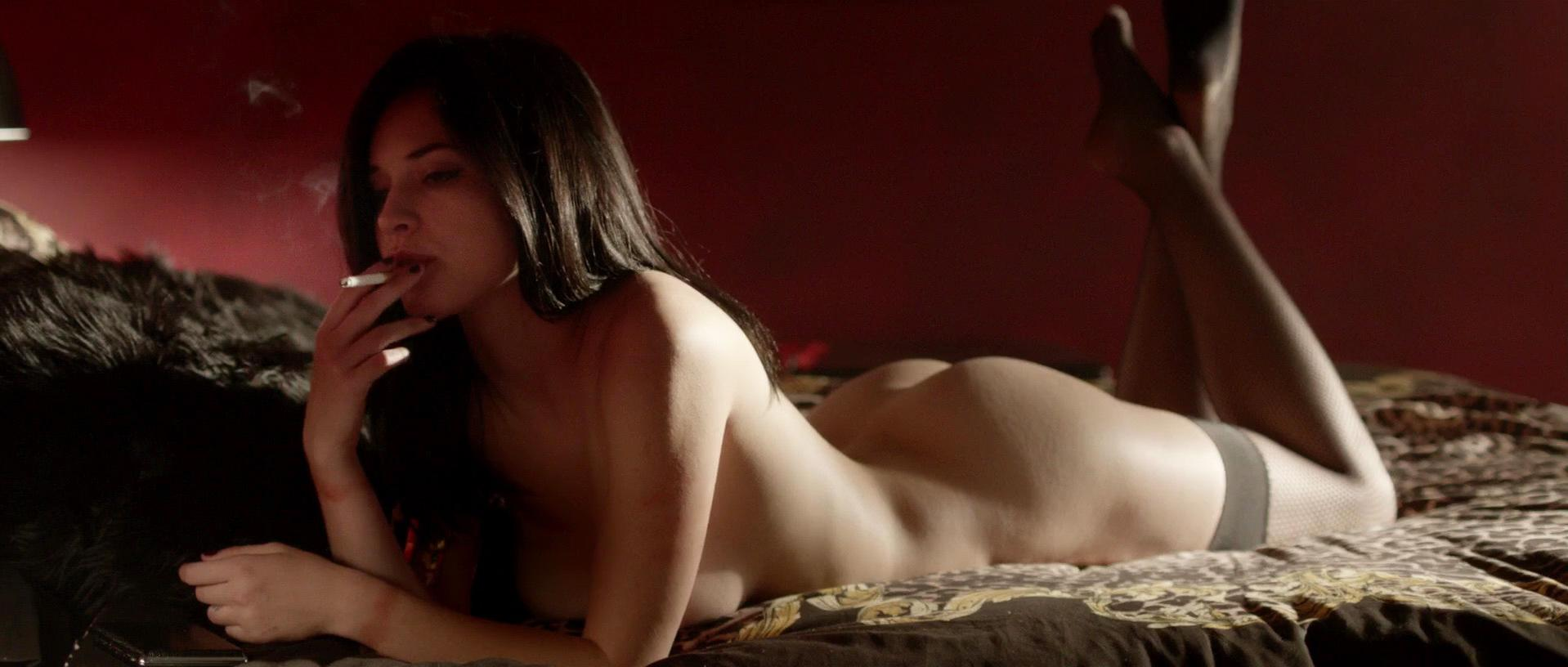 Alexis Knapp nude - The Anomaly (2014)