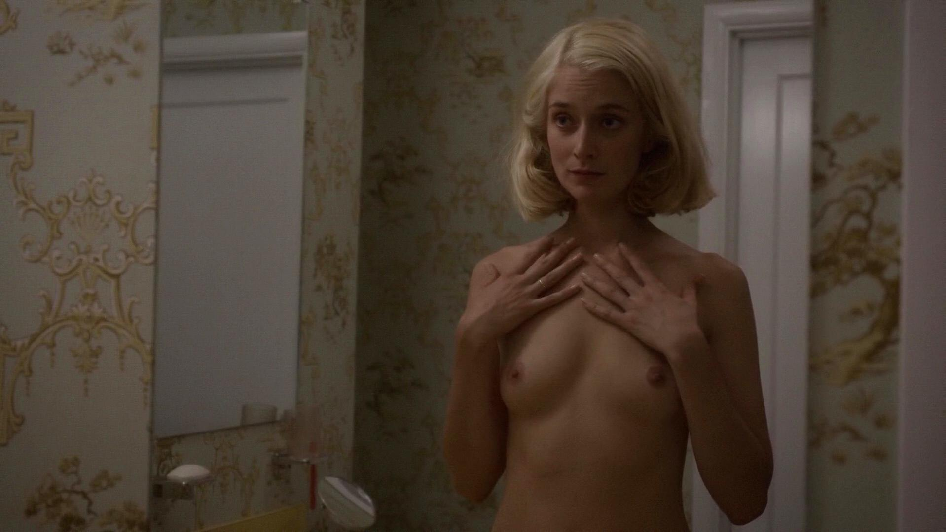 Caitlin FitzGerald nude, Betsy underwearndt nude - Masters of Sex s02e12 (2014)
