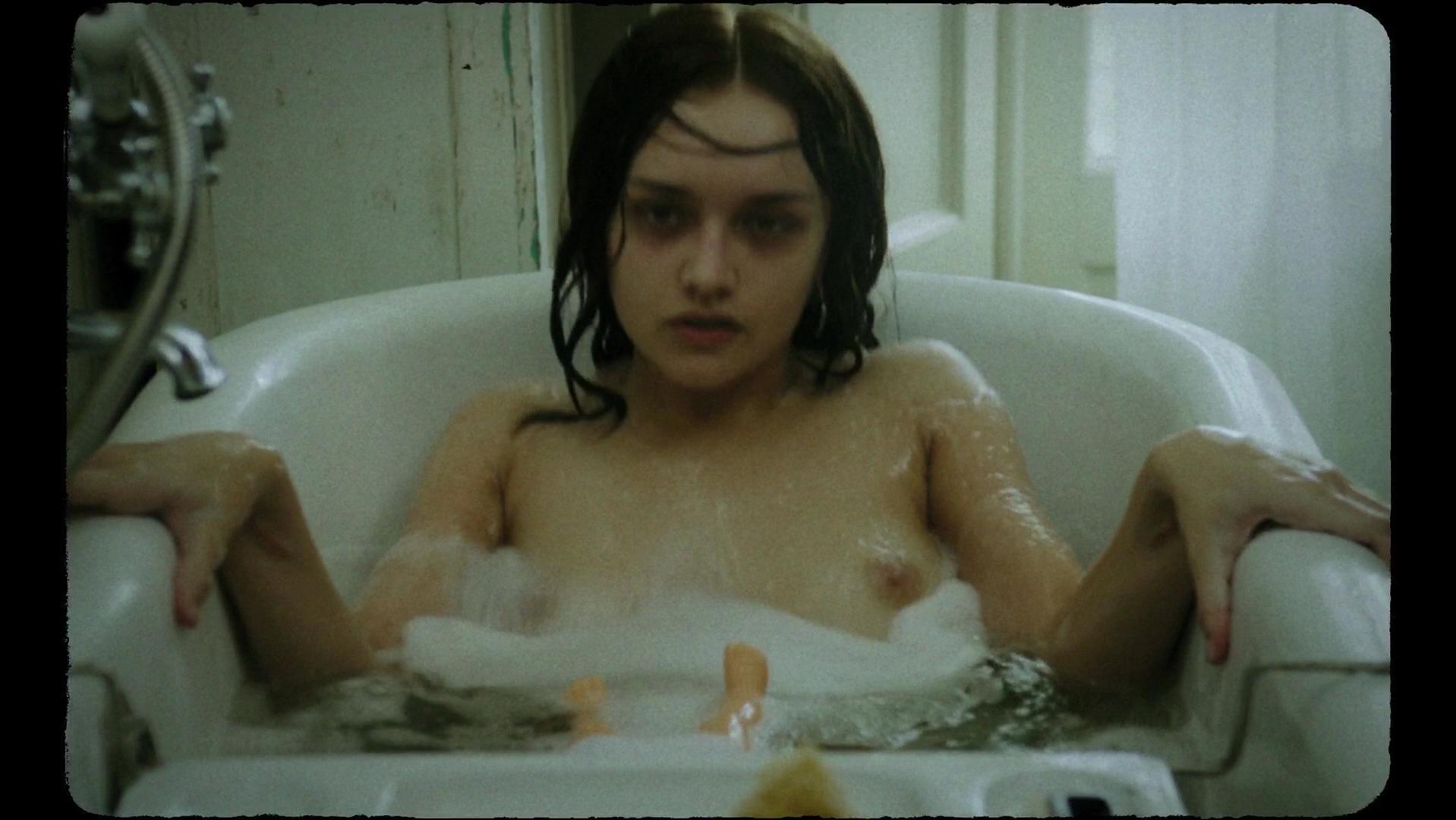 Olivia Cooke nude - The Quiet Ones (2014)