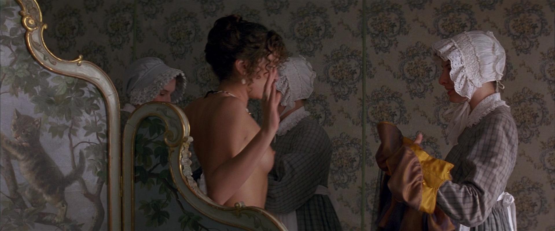 Valeria Golino nude, Geno Lechner nude - Immortal Beloved (1994)