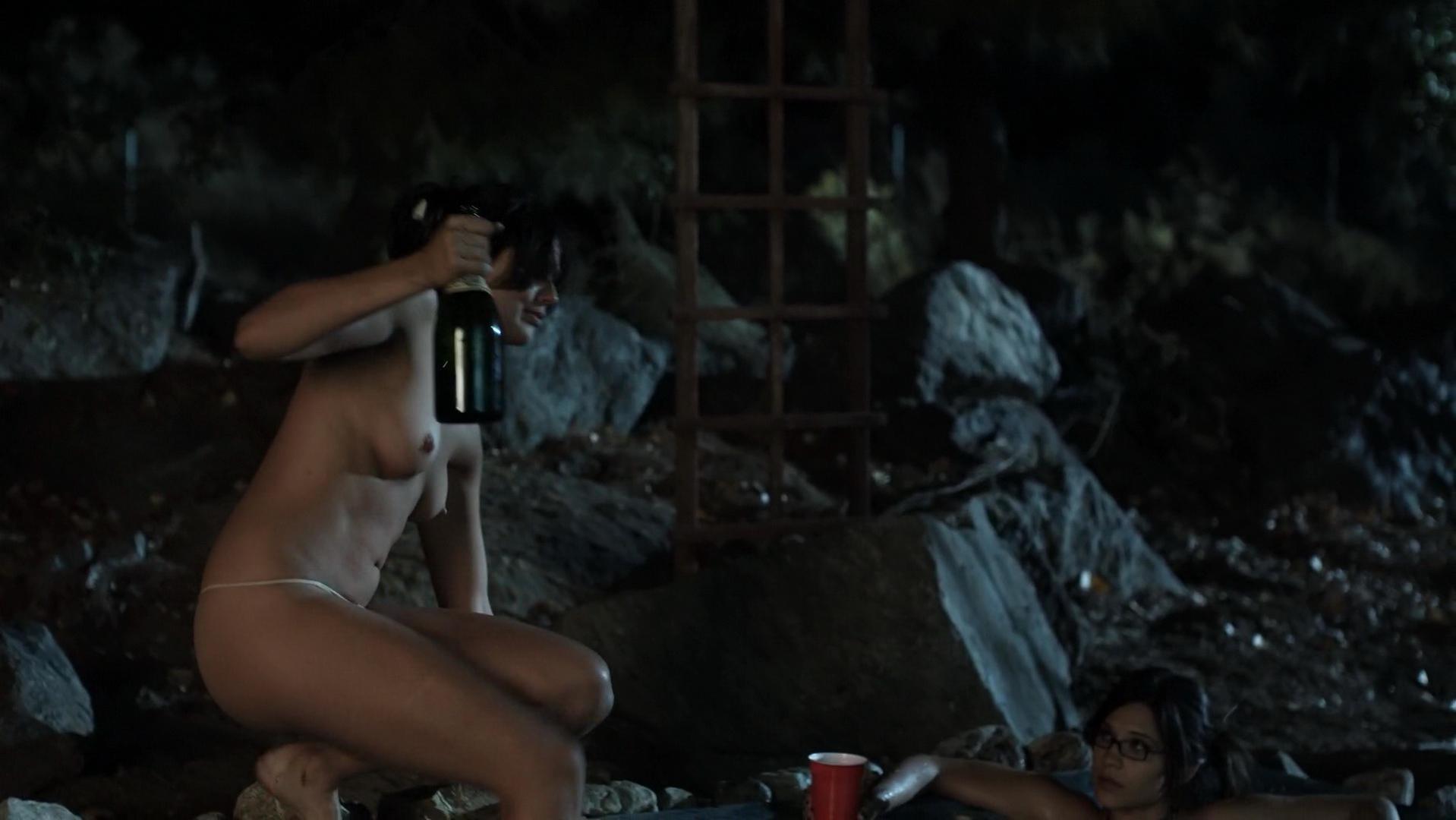 AnnaMaria Demara nude - Demon Legacy (2014)