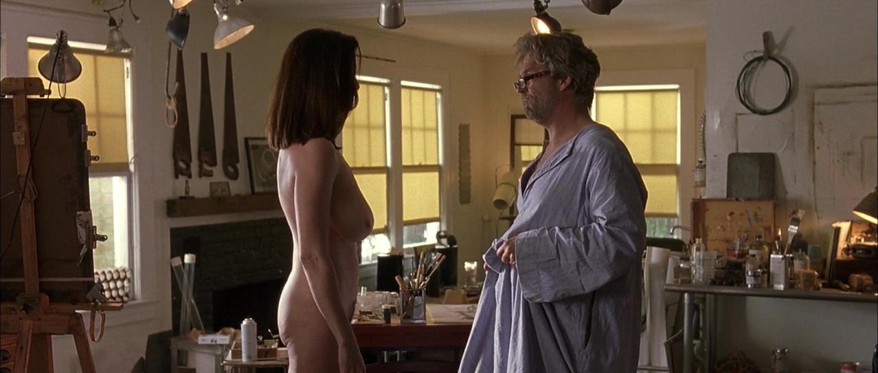 Mimi Rogers nude - The Door In The Floor (2004)