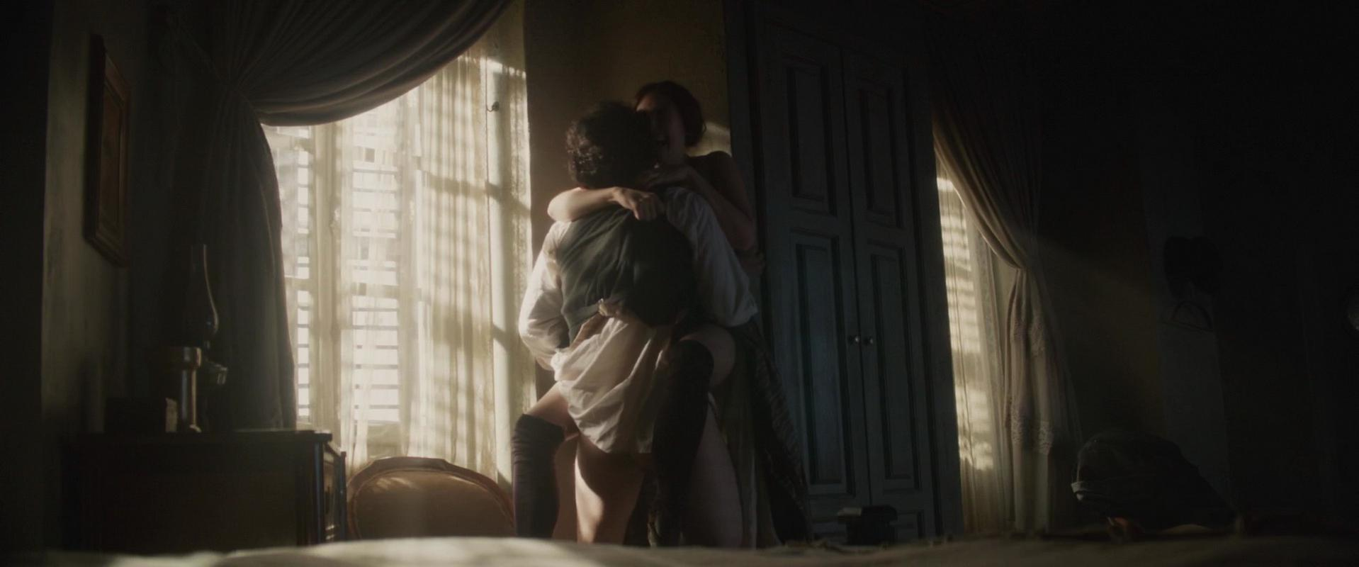 Elizabeth Olsen nude - In Secret (2013)