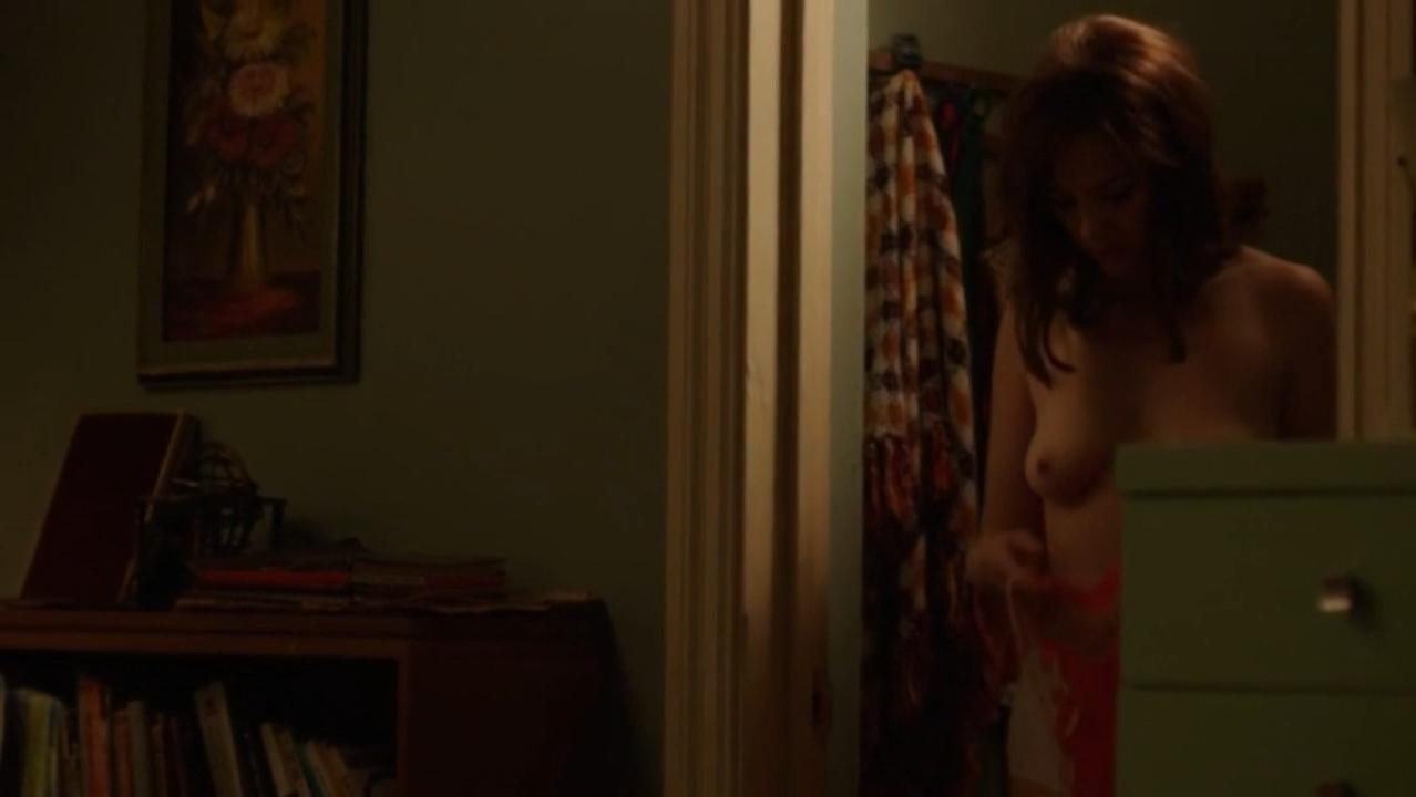 Erin Darke nude - Good Girls Revolt s01e04 (2016)