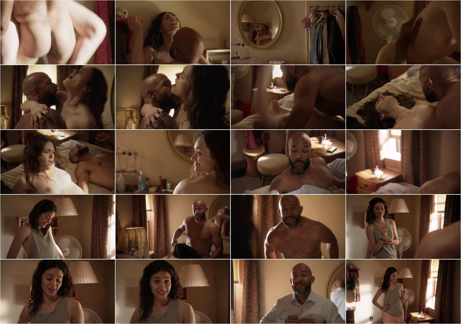 Emmy Rossum nude - Shameless s07e05 (2016)