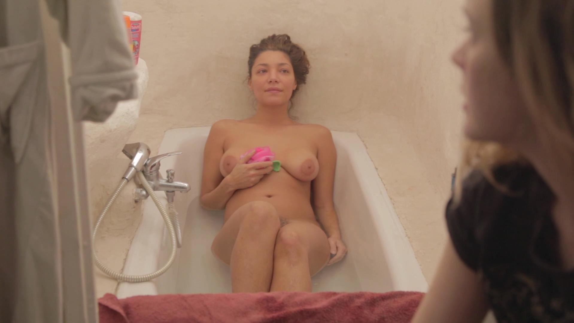 Ynda Rouya nude, Aurelie Houguenade nude - 4:48 (2014)