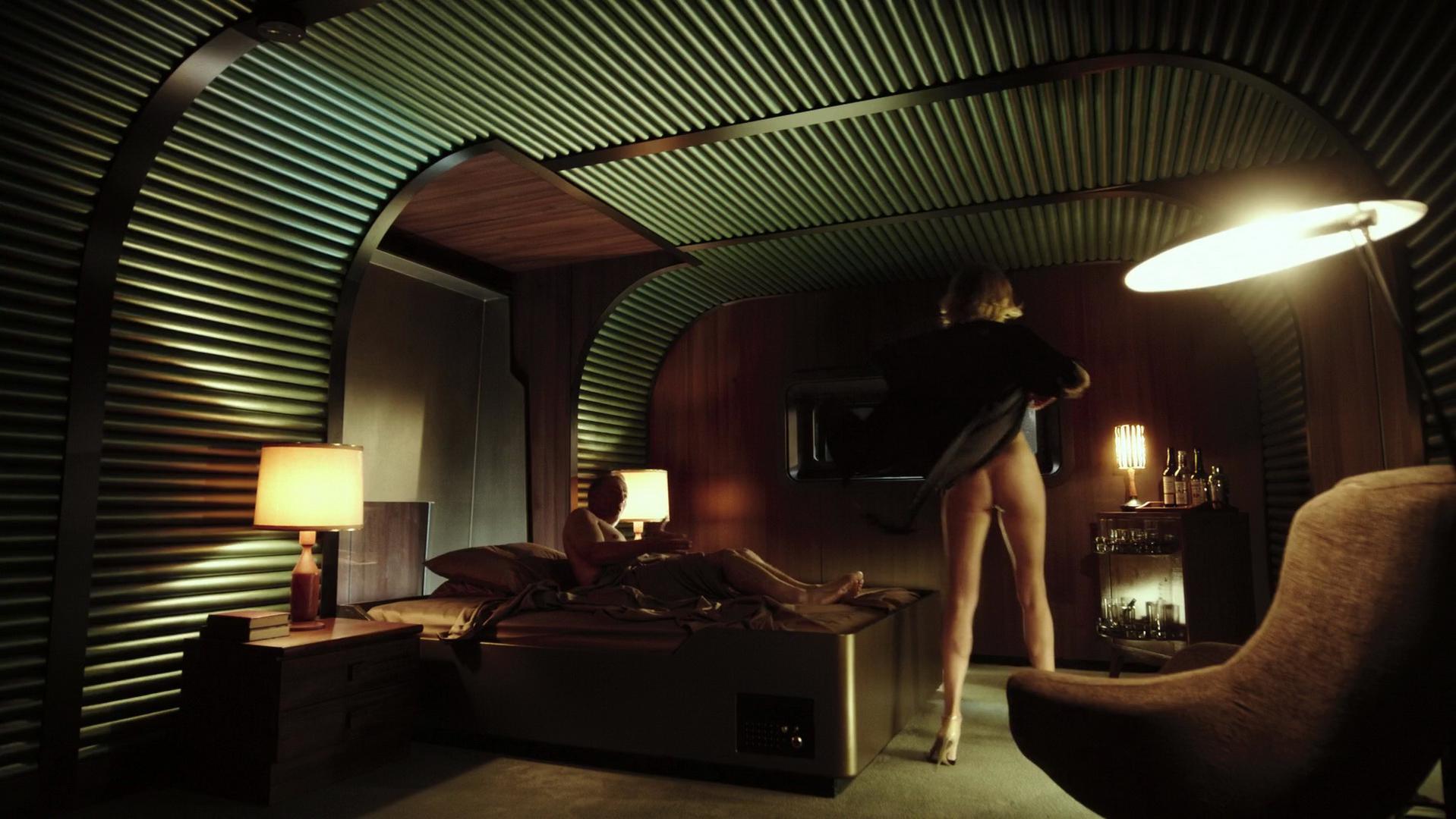 Tricia Helfer nude, Jessica Sipos sexy - Ascension (2014)