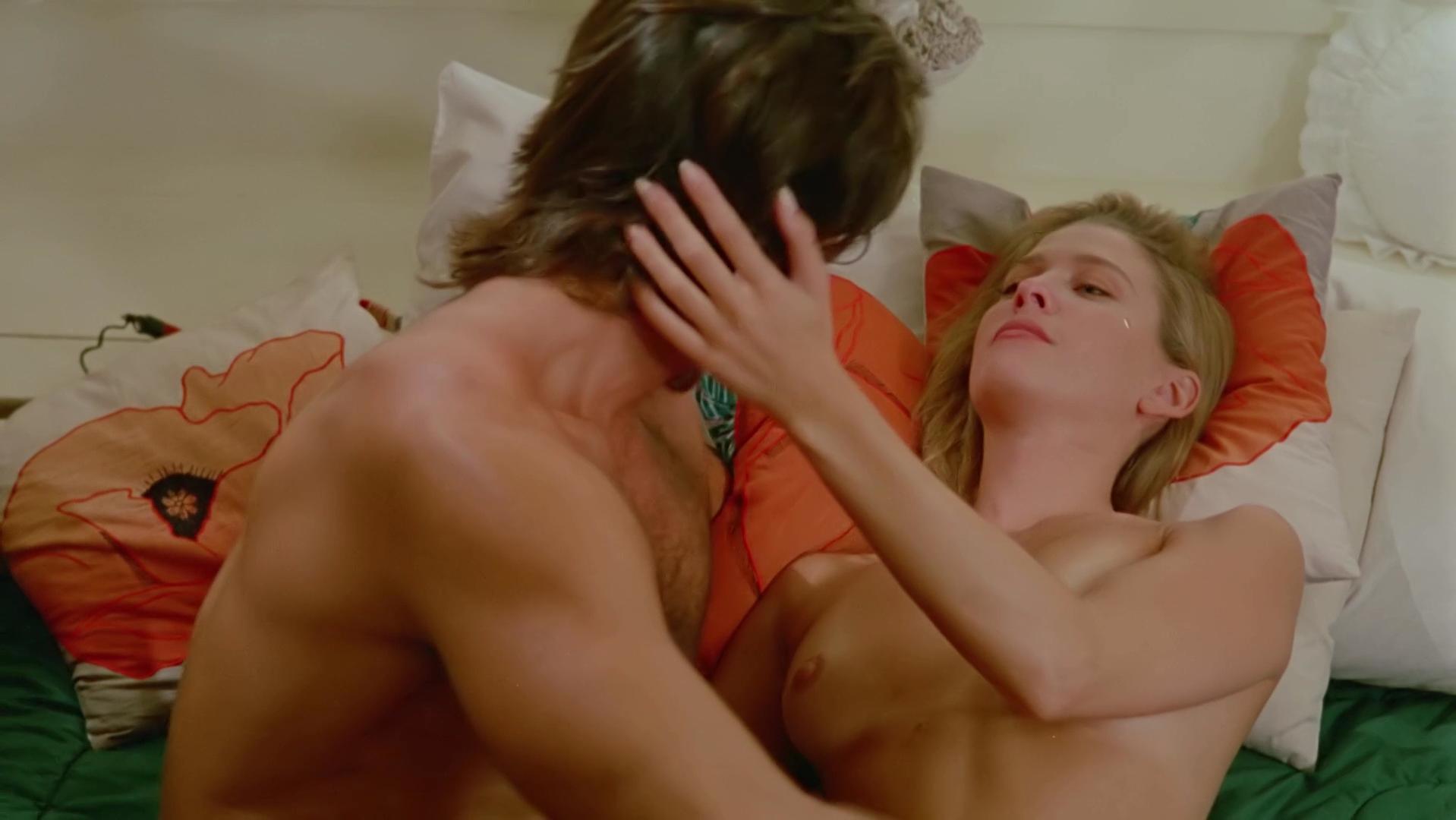 Jannis Farley nude - Samurai Cop (1991)