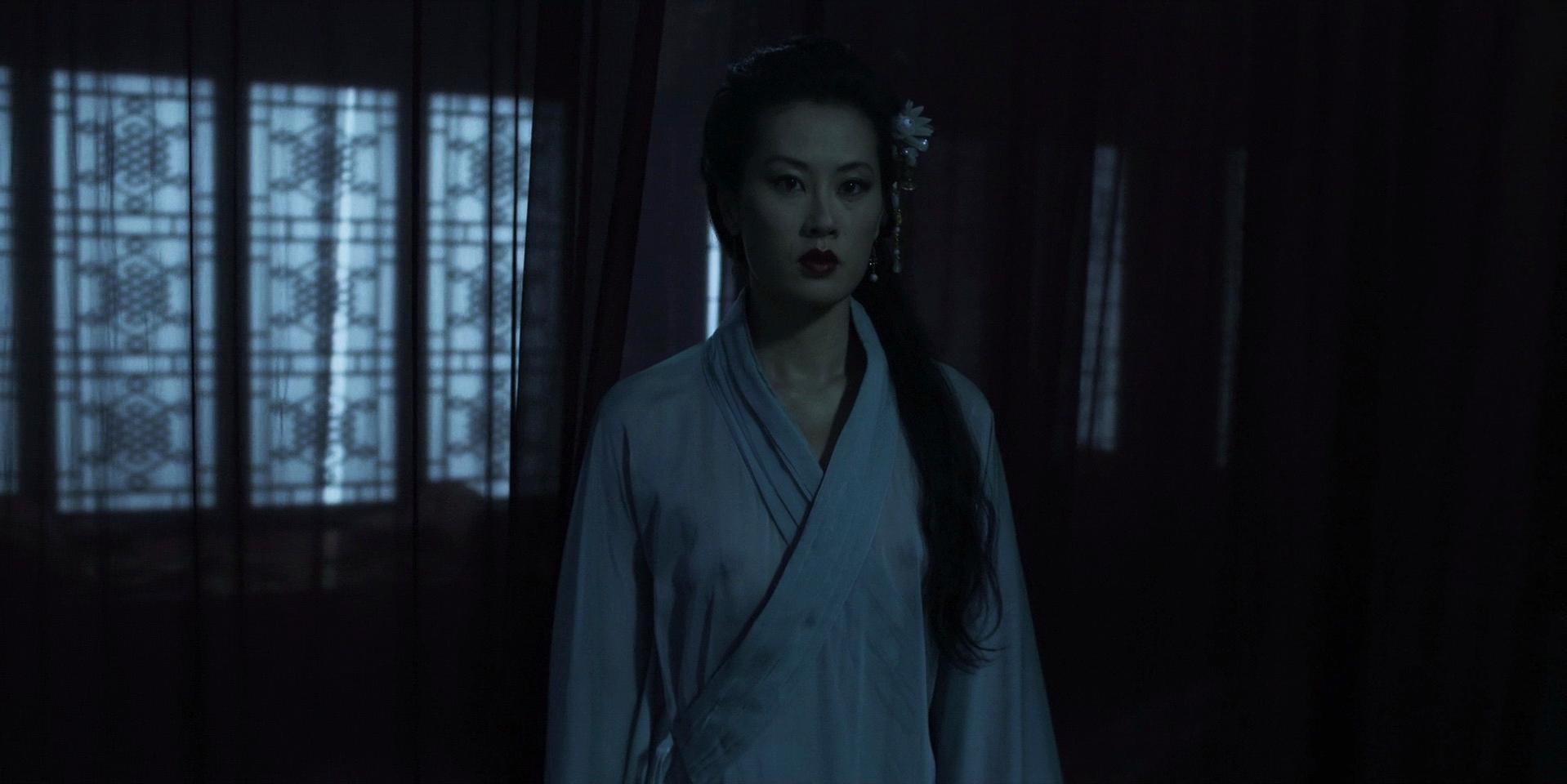 Olivia Cheng nude - Marco Polo s01e04 (2014)