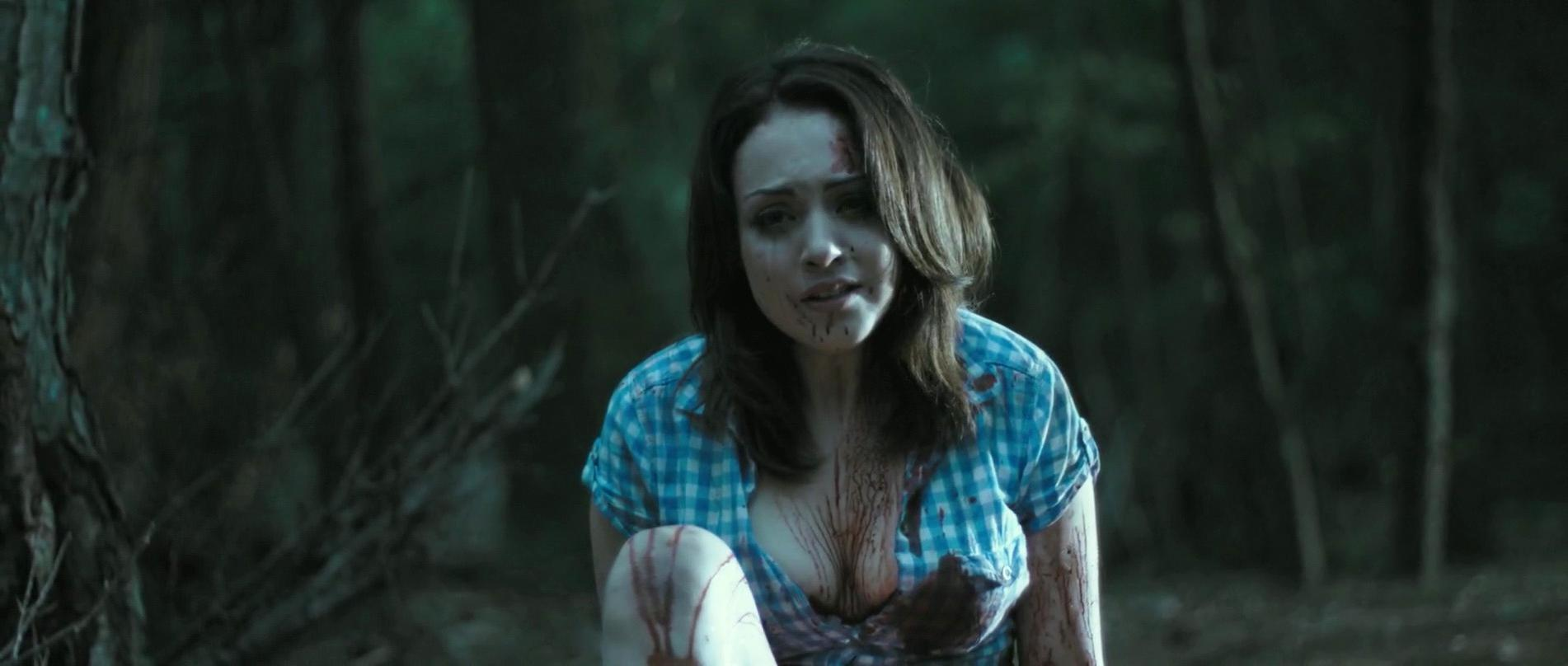 Elizabeth Gillies sexy - Animal (2014)