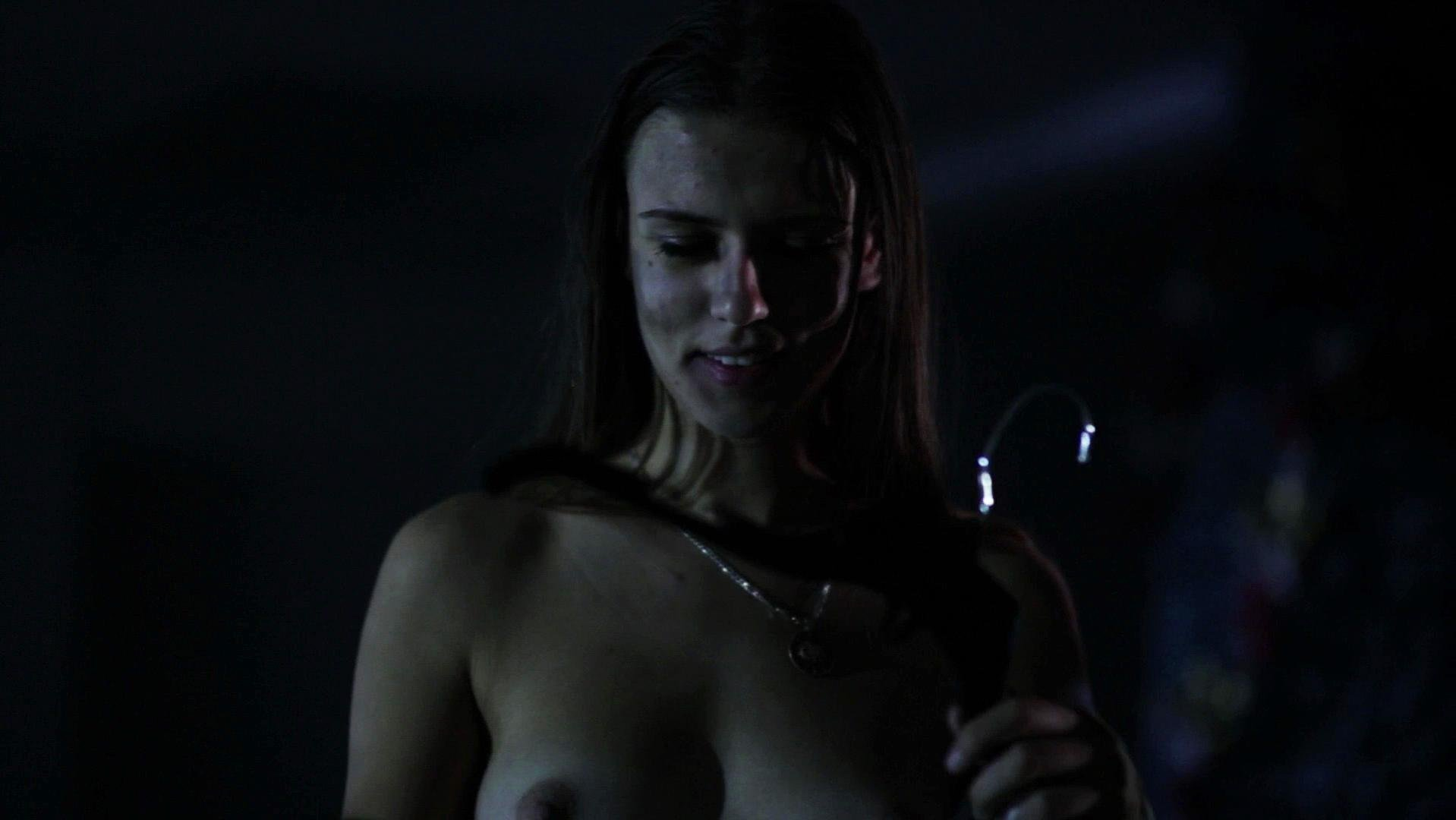 Raven Lexy nude, Iren Levy nude - The Dead the Damned and the Darkness (2014)
